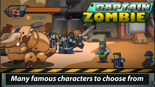 Captain Zombie Avengers Hack Full