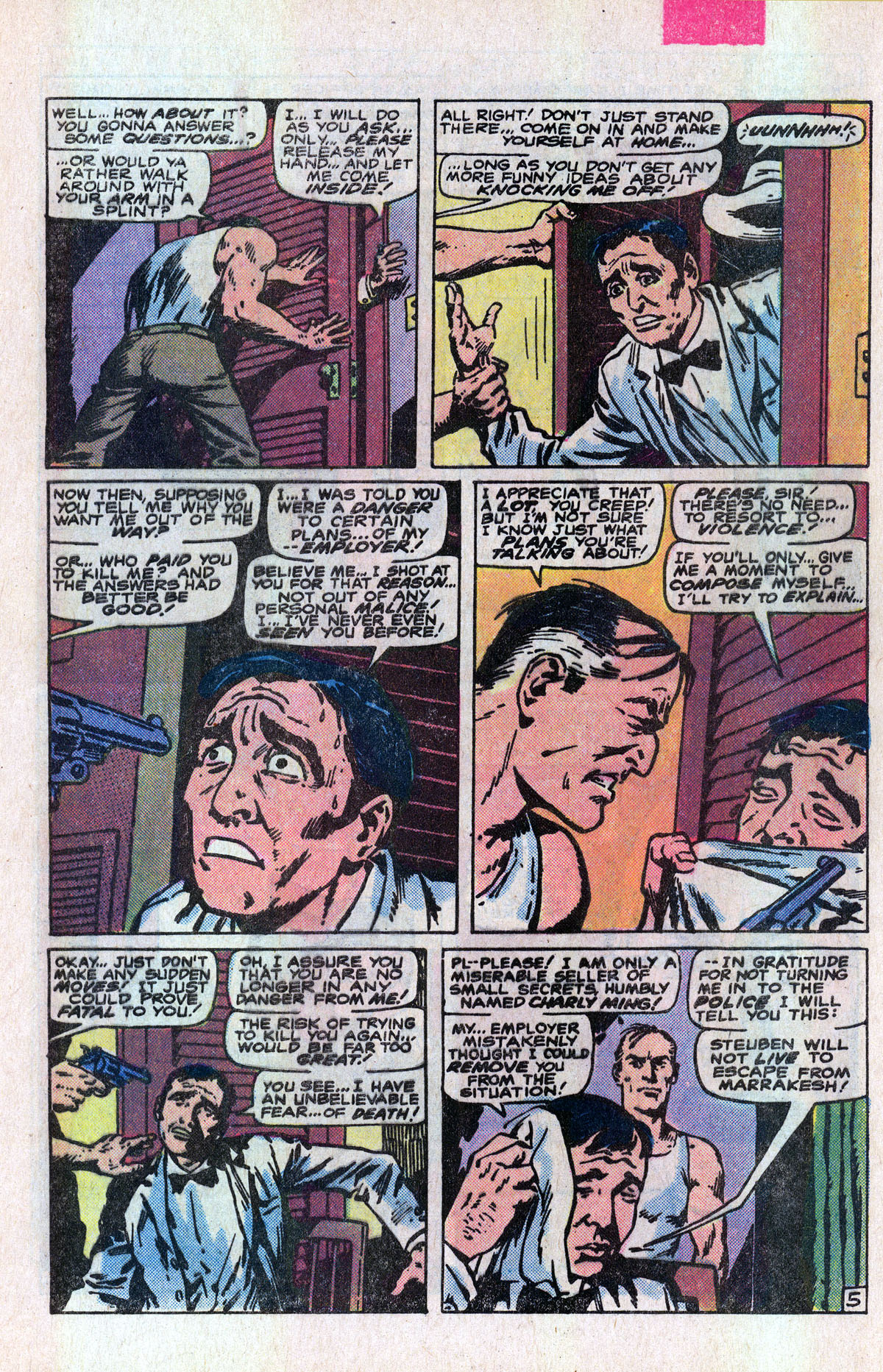 Read online Sgt. Fury comic -  Issue #166 - 9