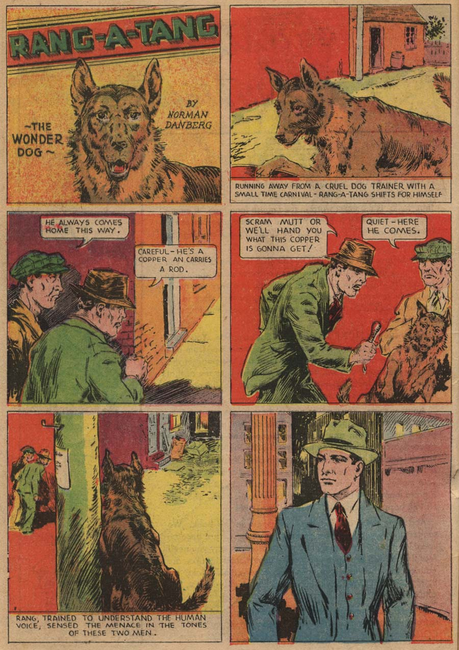Blue Ribbon Comics (1939) issue 1 - Page 4