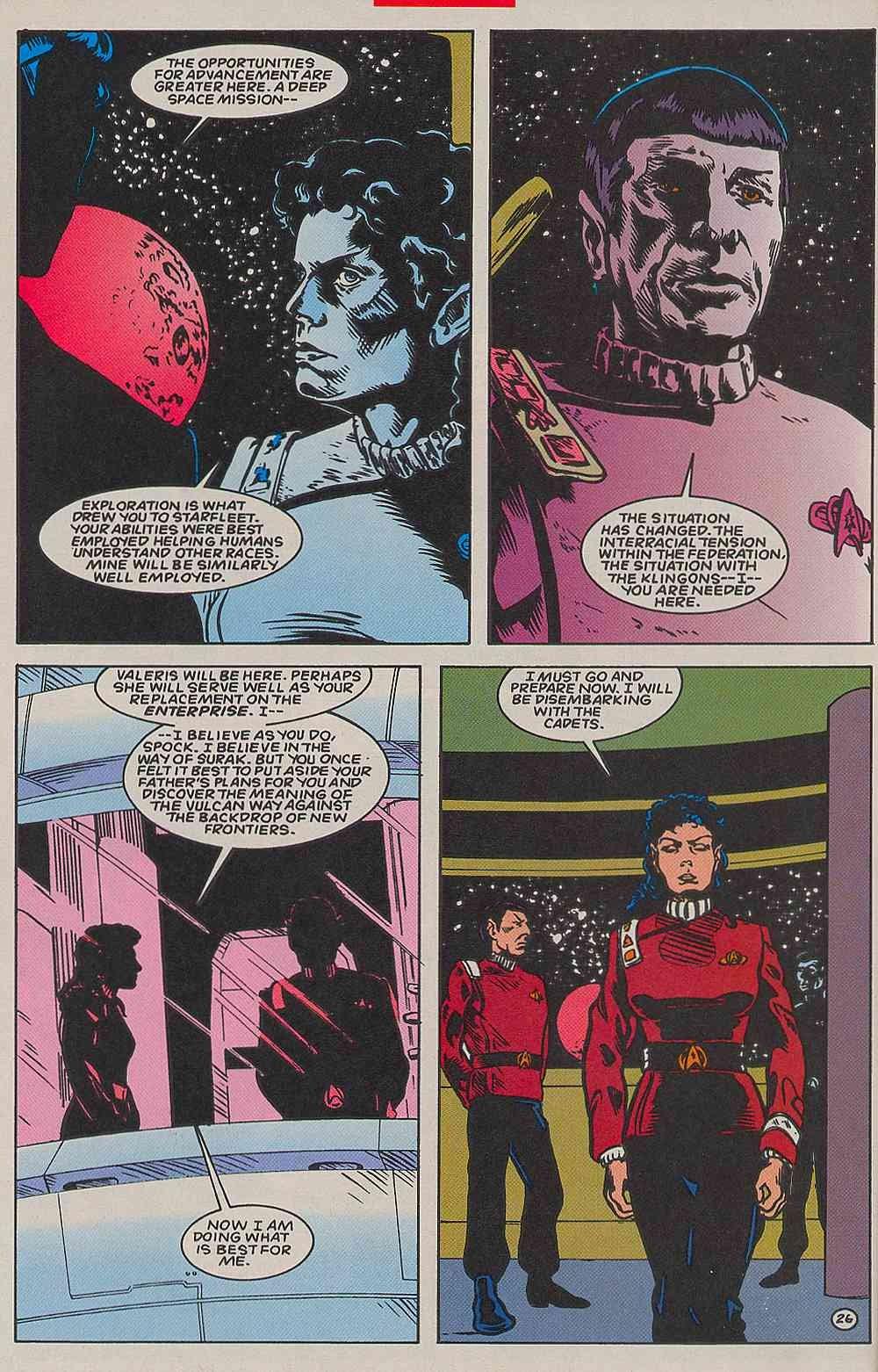 Read online Star Trek (1989) comic -  Issue # _Special 2 - 60