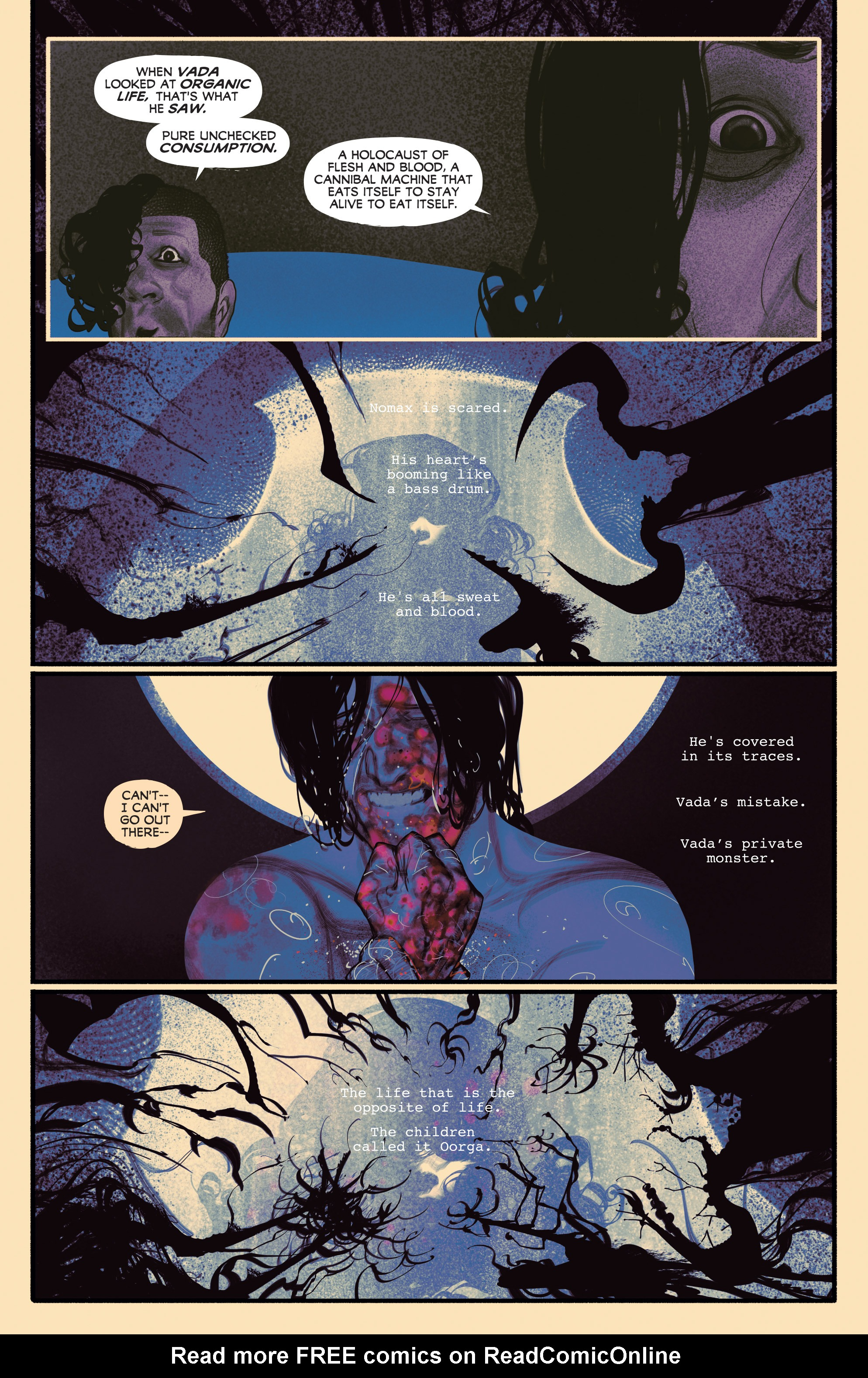 Read online Annihilator comic -  Issue #5 - 10