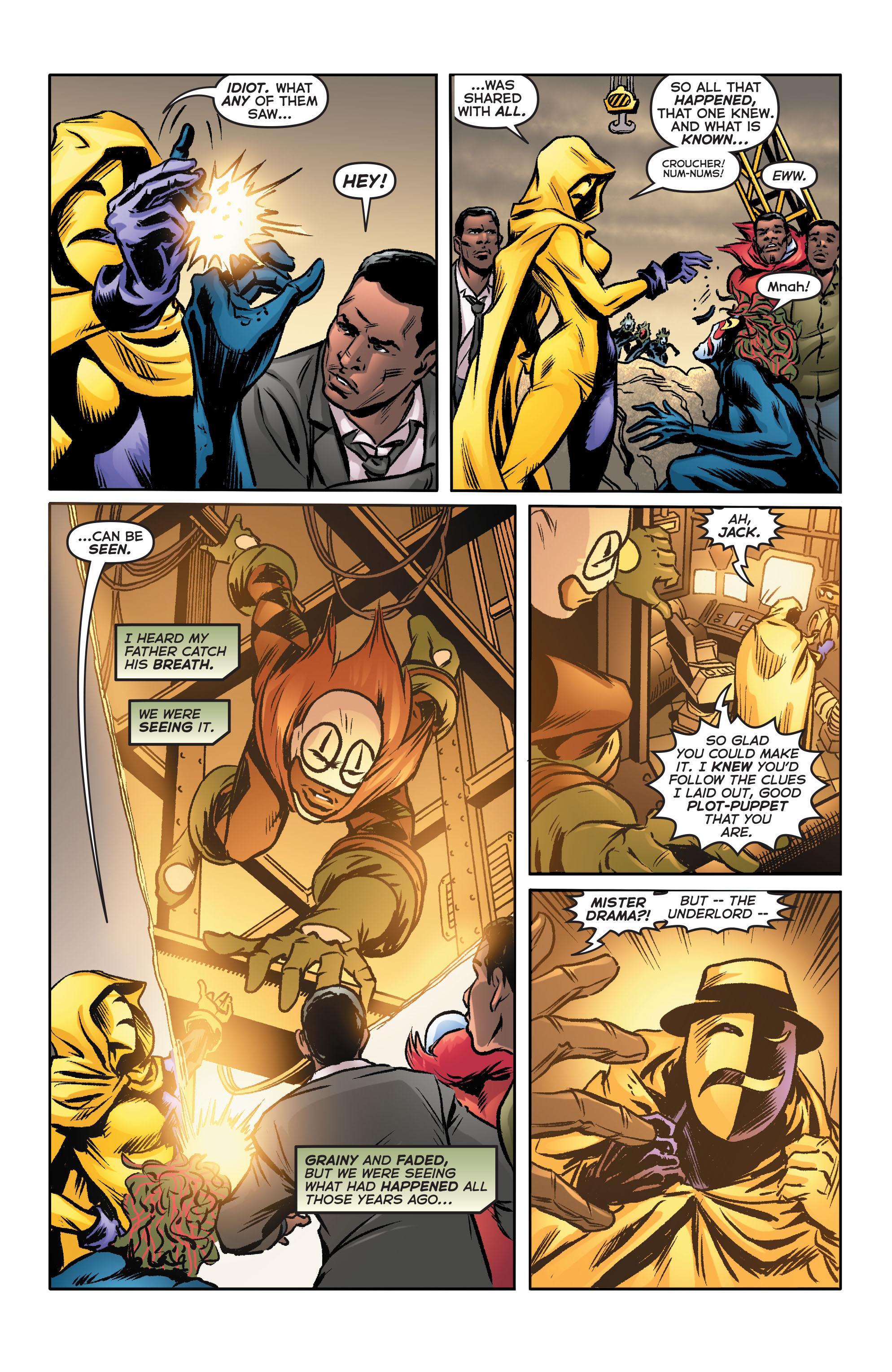 Read online Astro City comic -  Issue #36 - 20