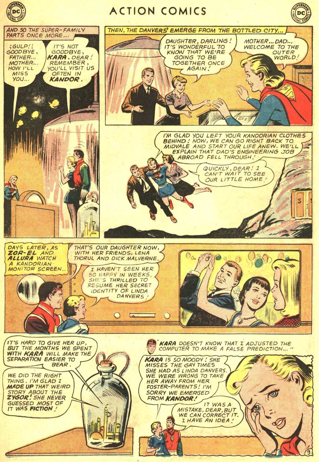 Read online Action Comics (1938) comic -  Issue #316 - 26