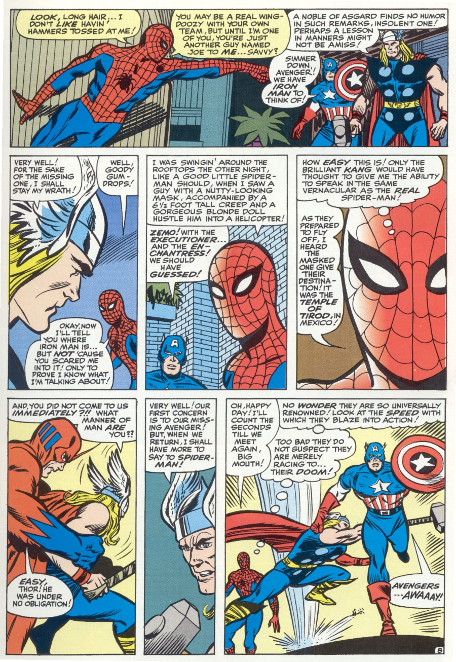 The Avengers (1963) 11 Page 8