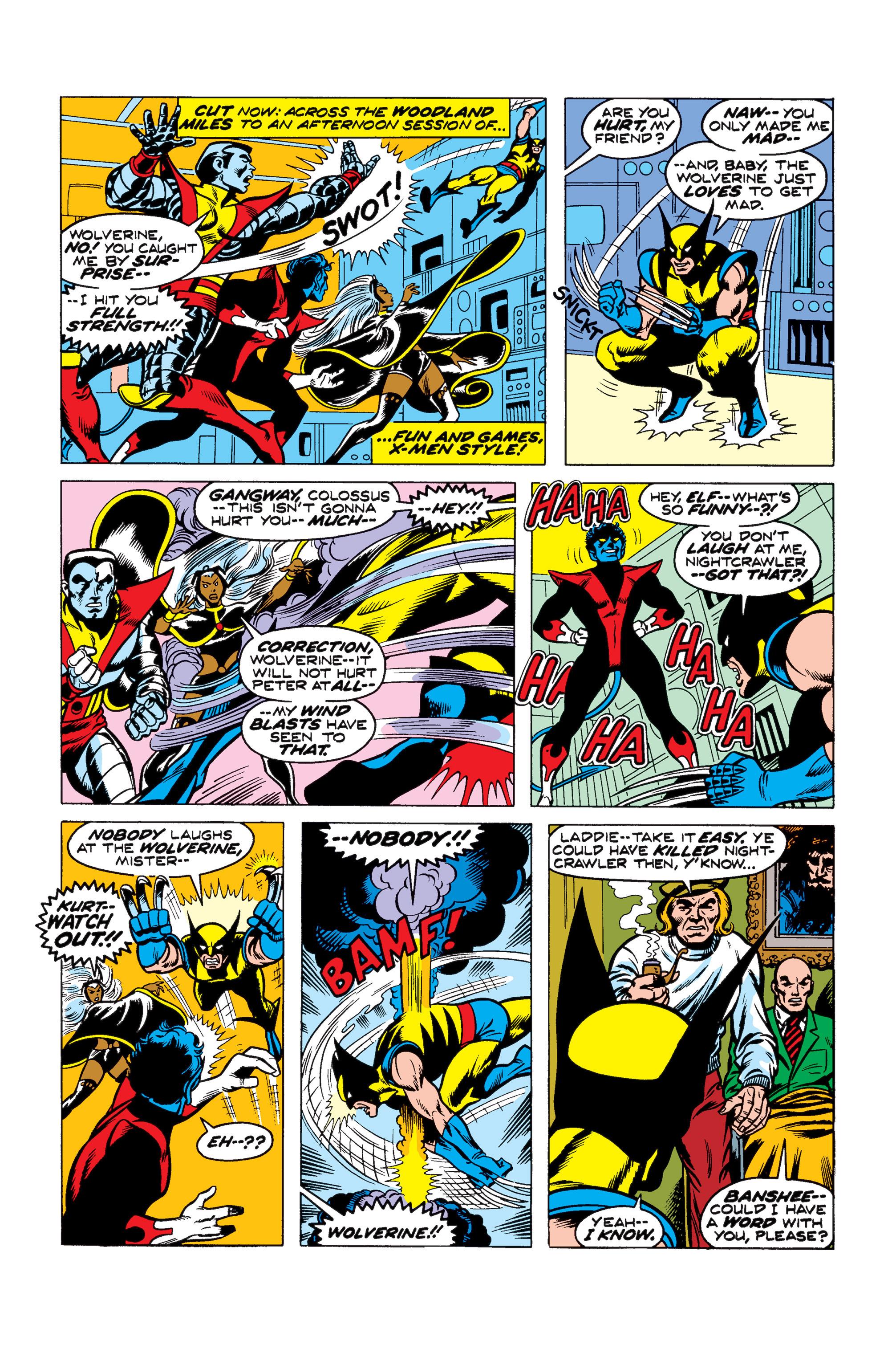 Uncanny X-Men (1963) 96 Page 5
