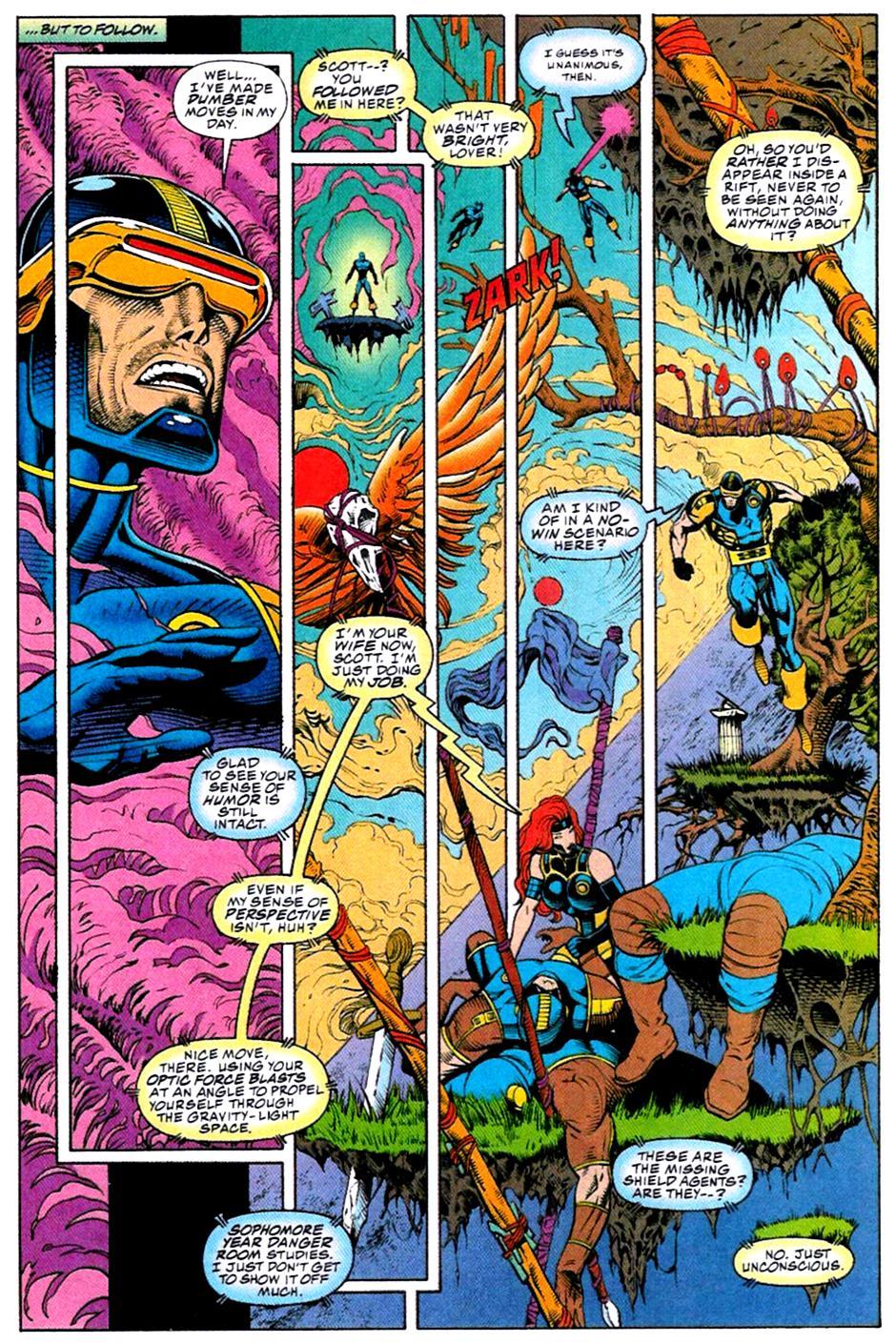 X-Men (1991) 35 Page 8