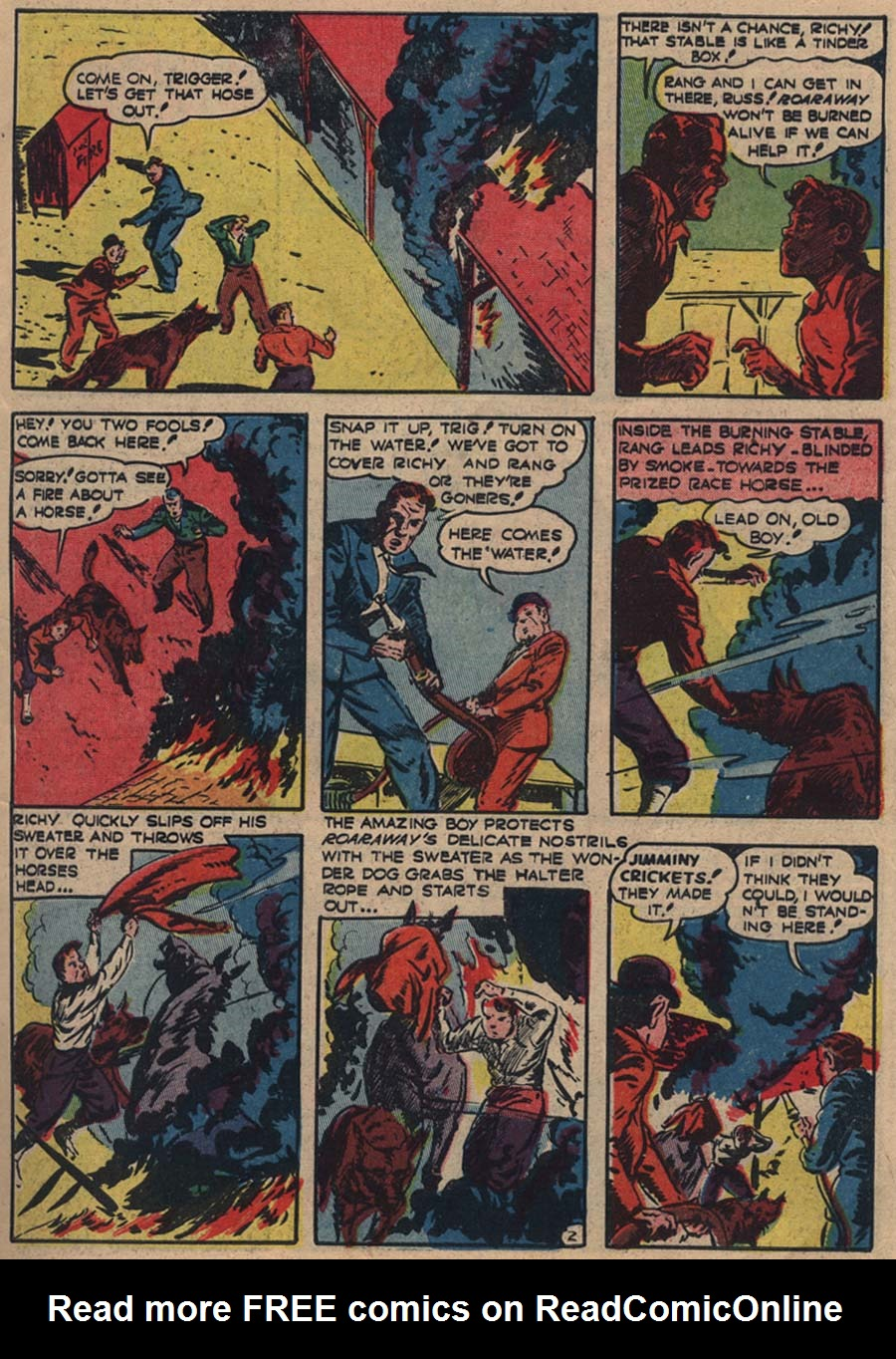 Blue Ribbon Comics (1939) issue 18 - Page 12