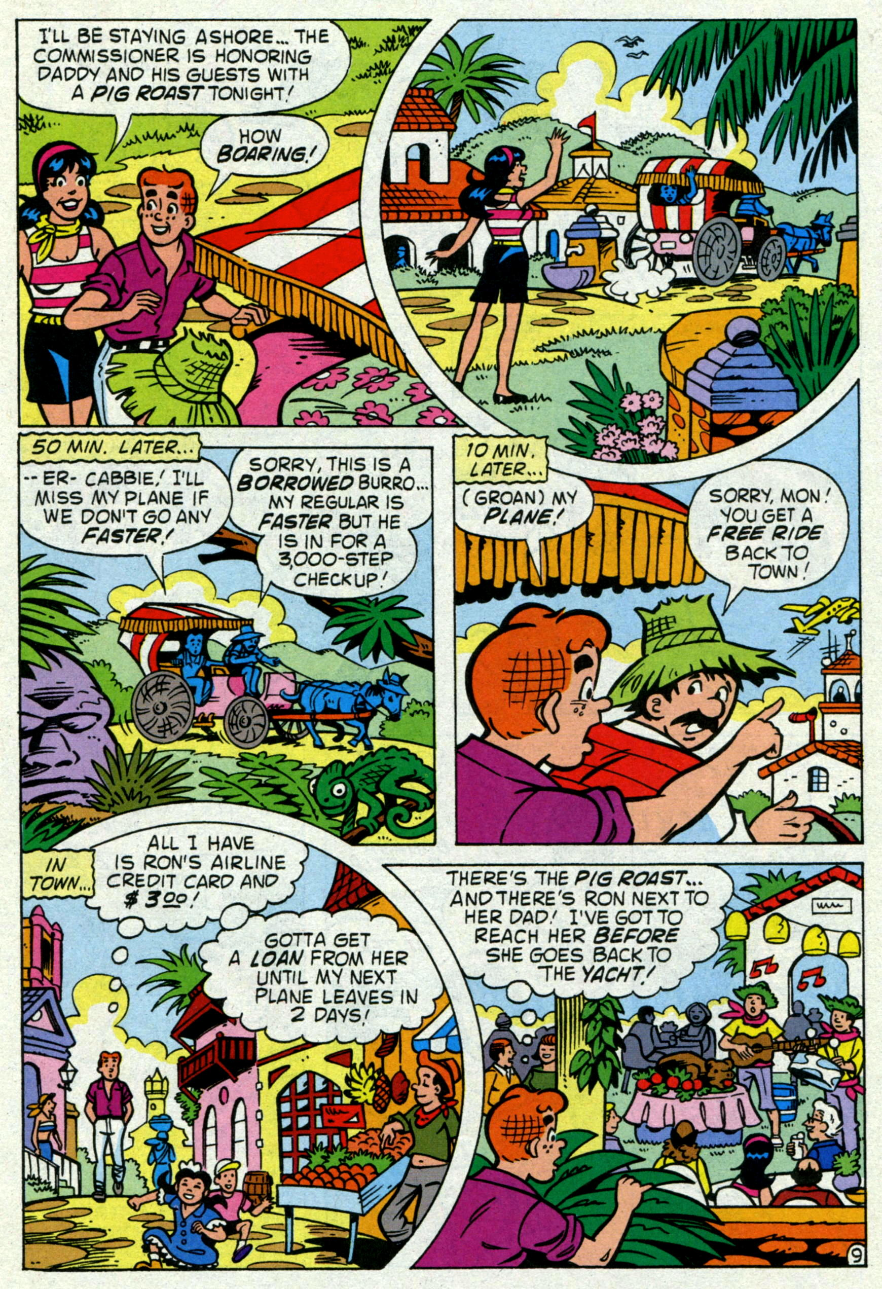 Read online World of Archie comic -  Issue #14 - 15