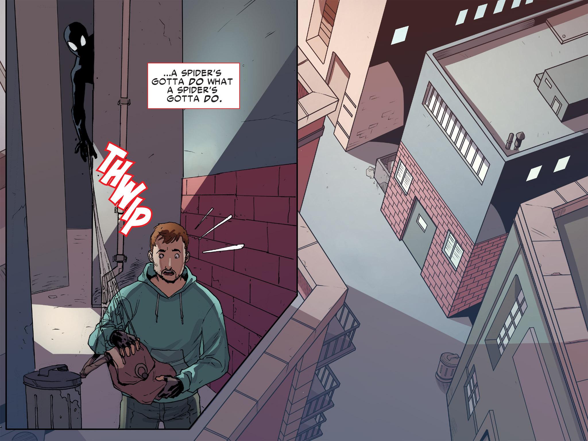 Read online Ultimate Spider-Man (Infinite Comics) (2016) comic -  Issue #8 - 11