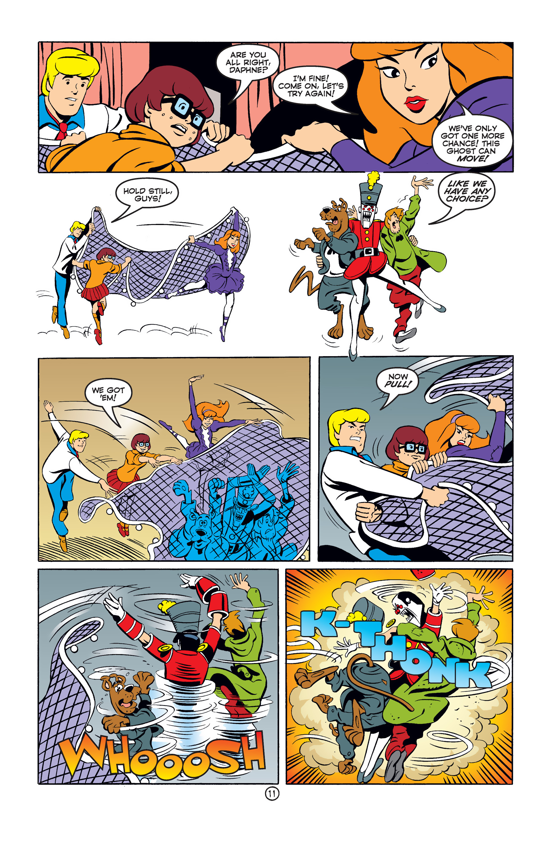 Read online Scooby-Doo (1997) comic -  Issue #43 - 12