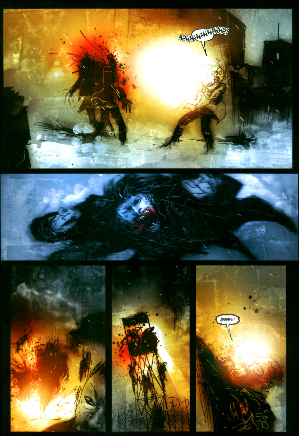 Read online 30 Days of Night: Return to Barrow comic -  Issue #4 - 17