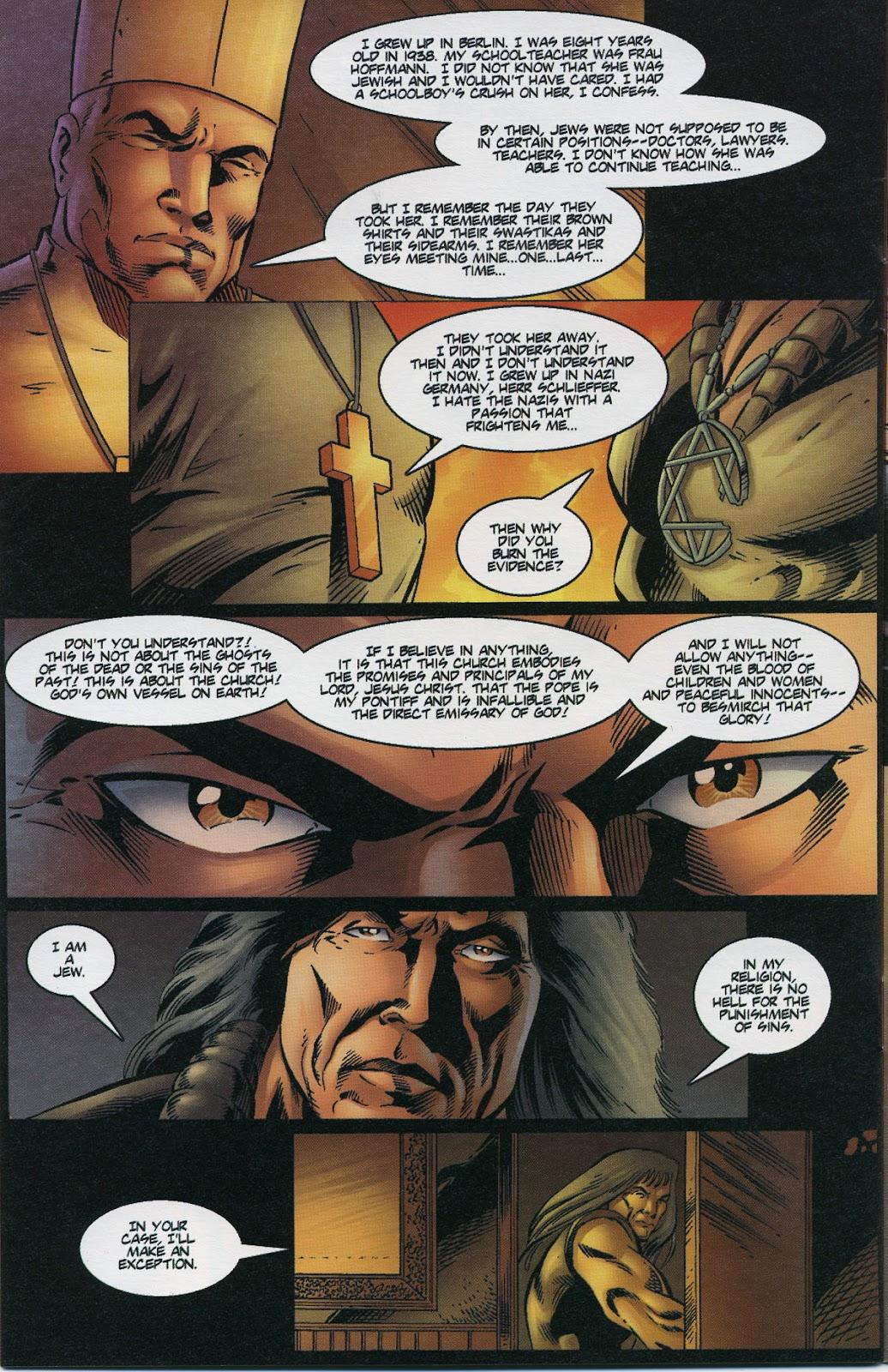 Warrior Nun Areala (1997) Issue #3 #3 - English 22