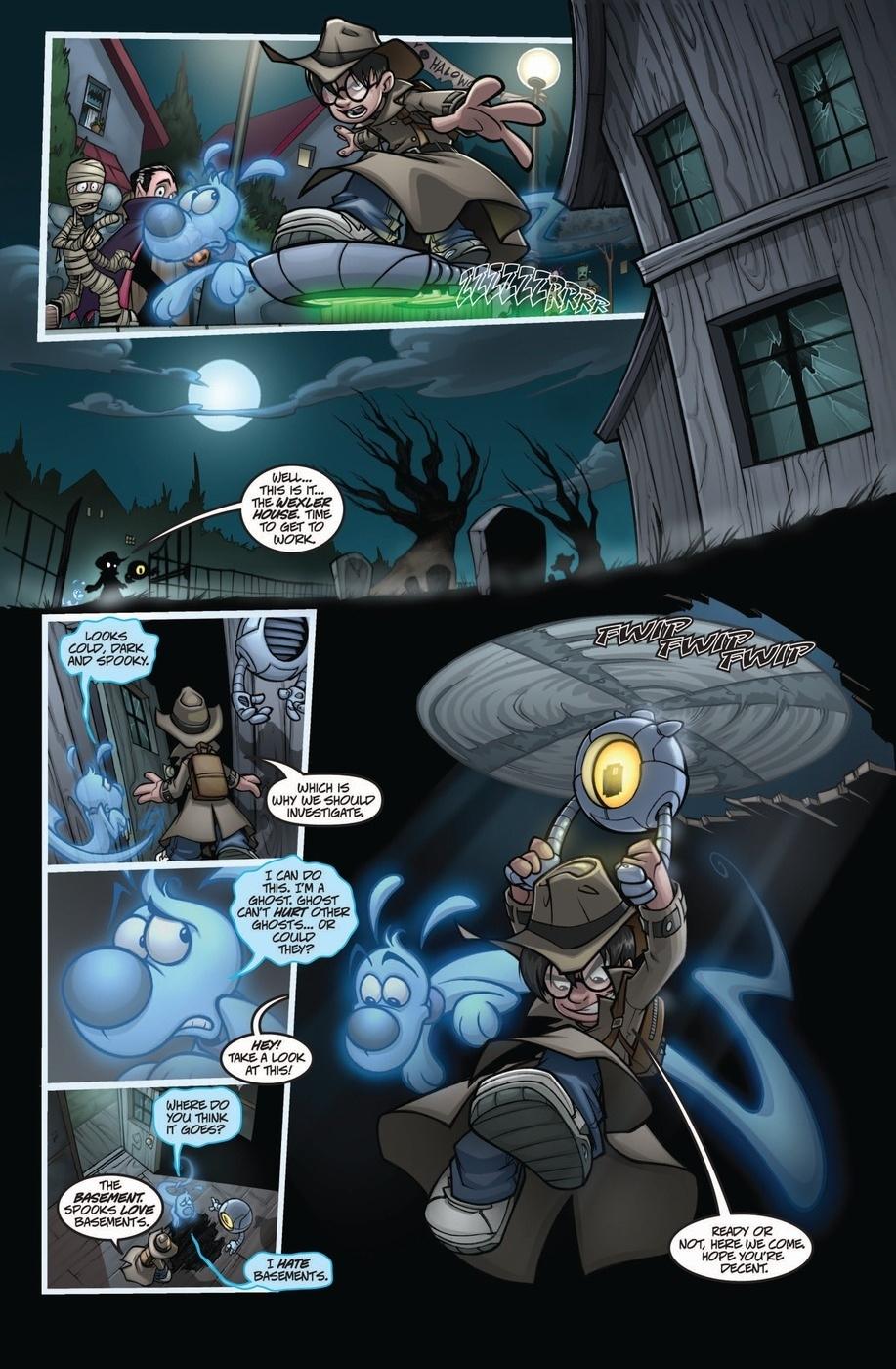 Read online Ralph Filmore comic -  Issue # Full - 21