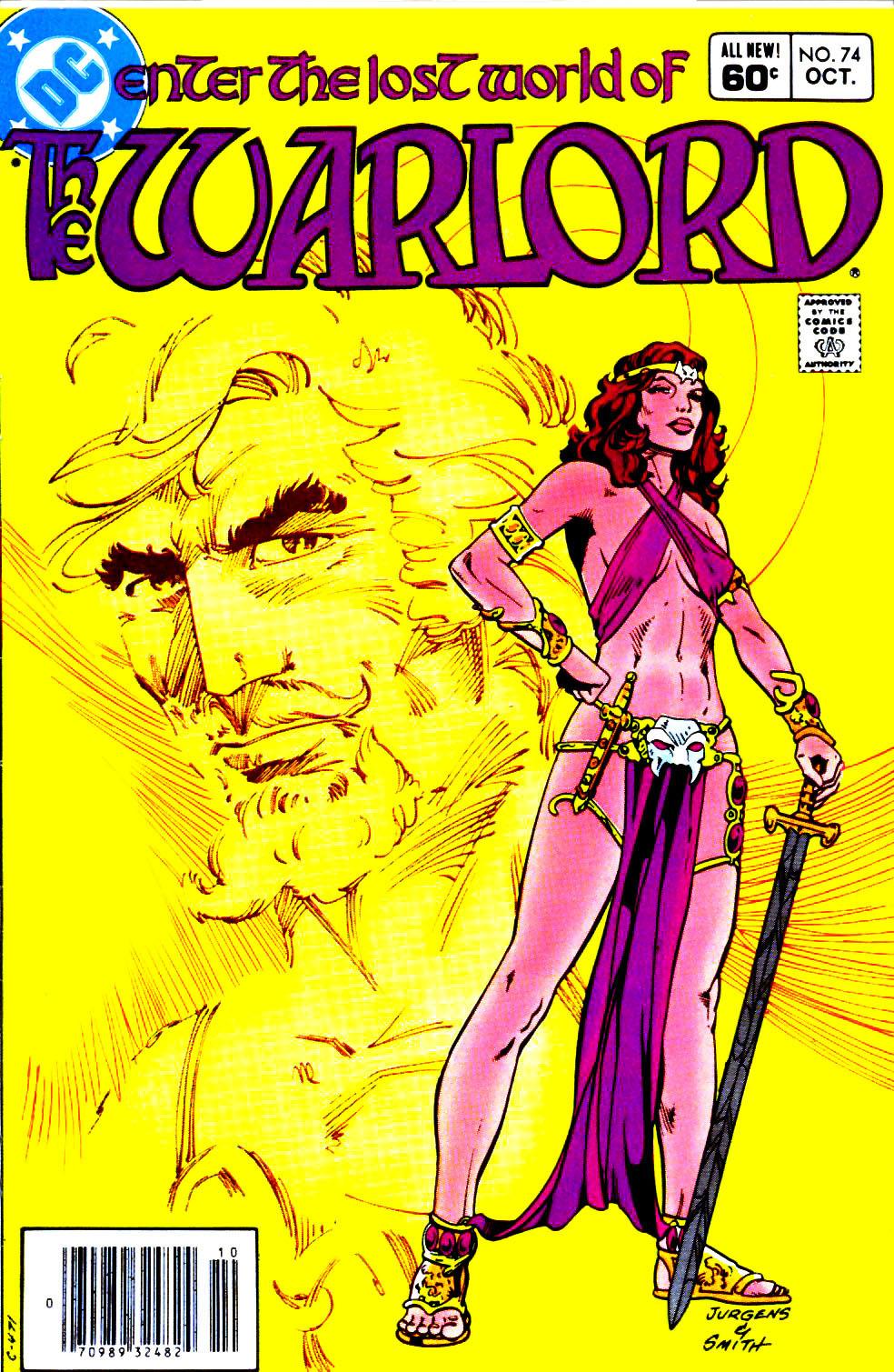 Warlord (1976) 74 Page 1