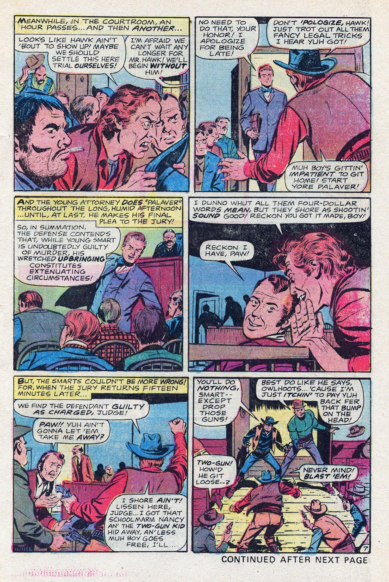 Read online Two-Gun Kid comic -  Issue #128 - 13