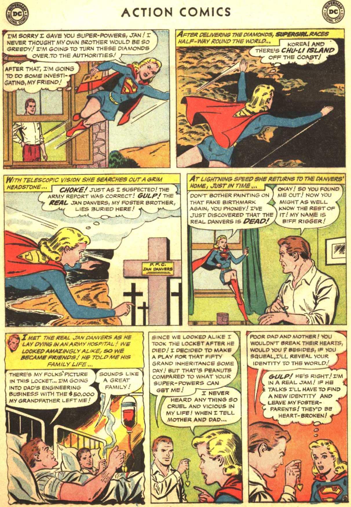 Action Comics (1938) 303 Page 23