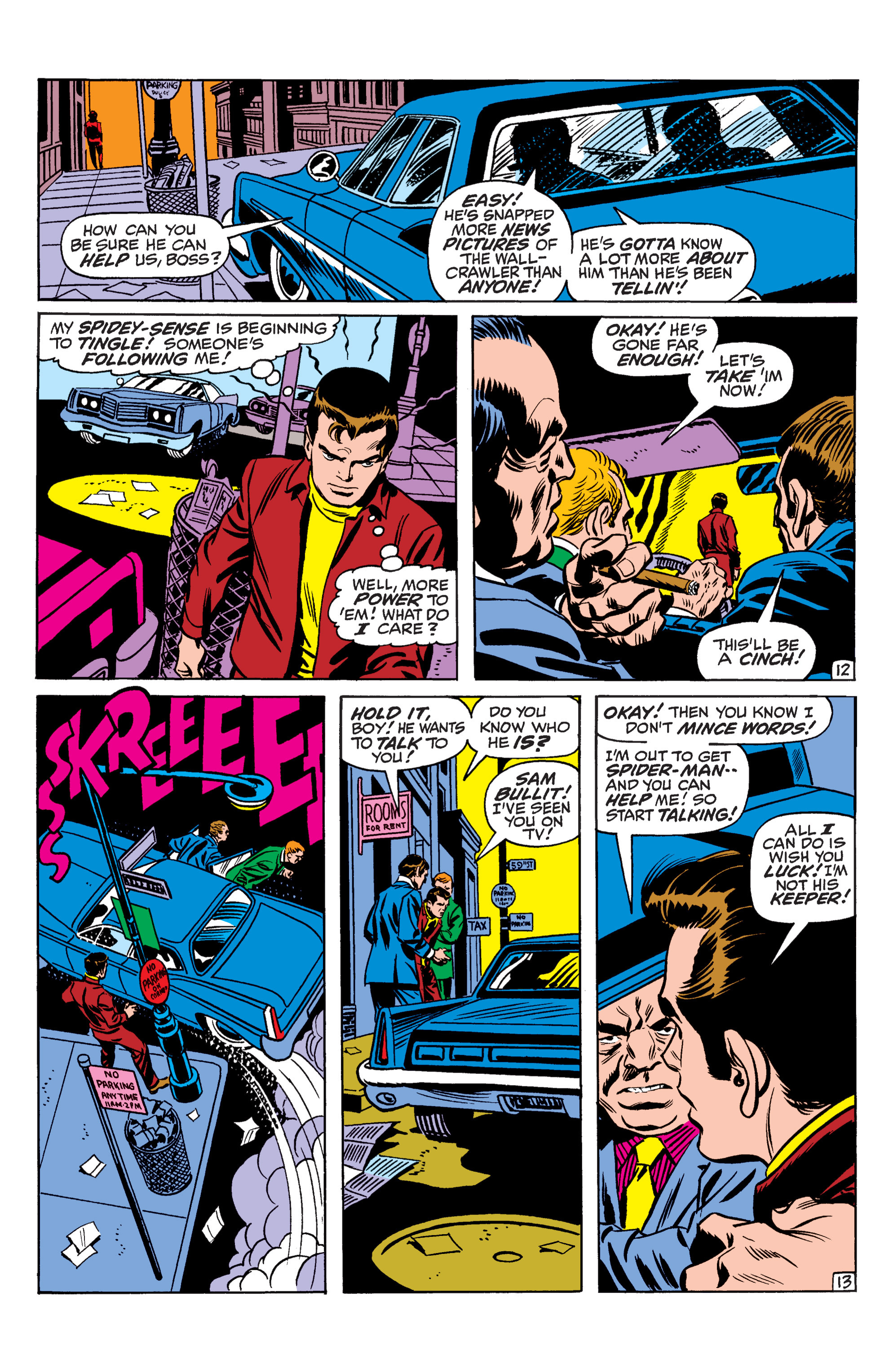 The Amazing Spider-Man (1963) 91 Page 12