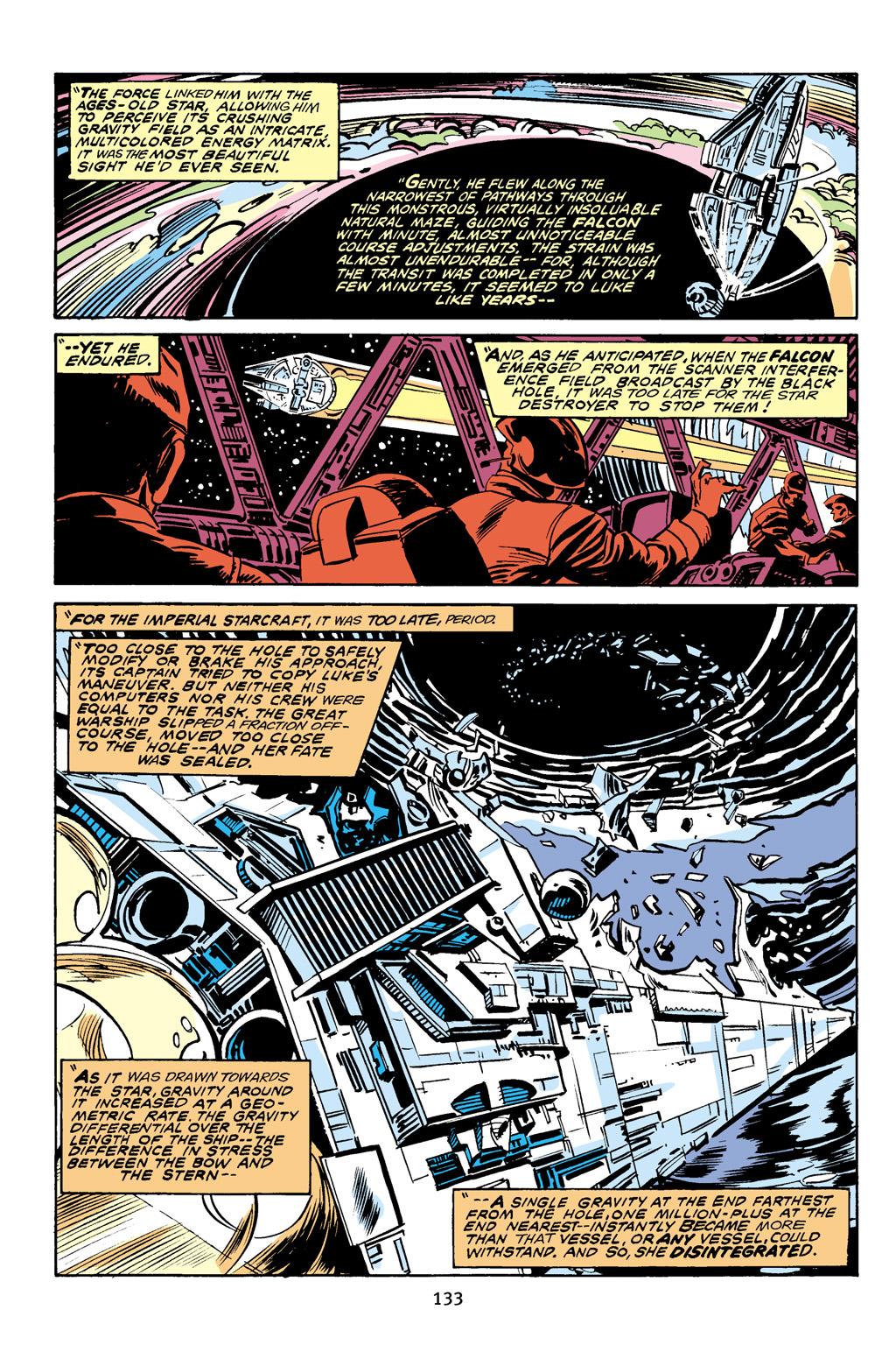 Read online Star Wars Omnibus comic -  Issue # Vol. 16 - 132