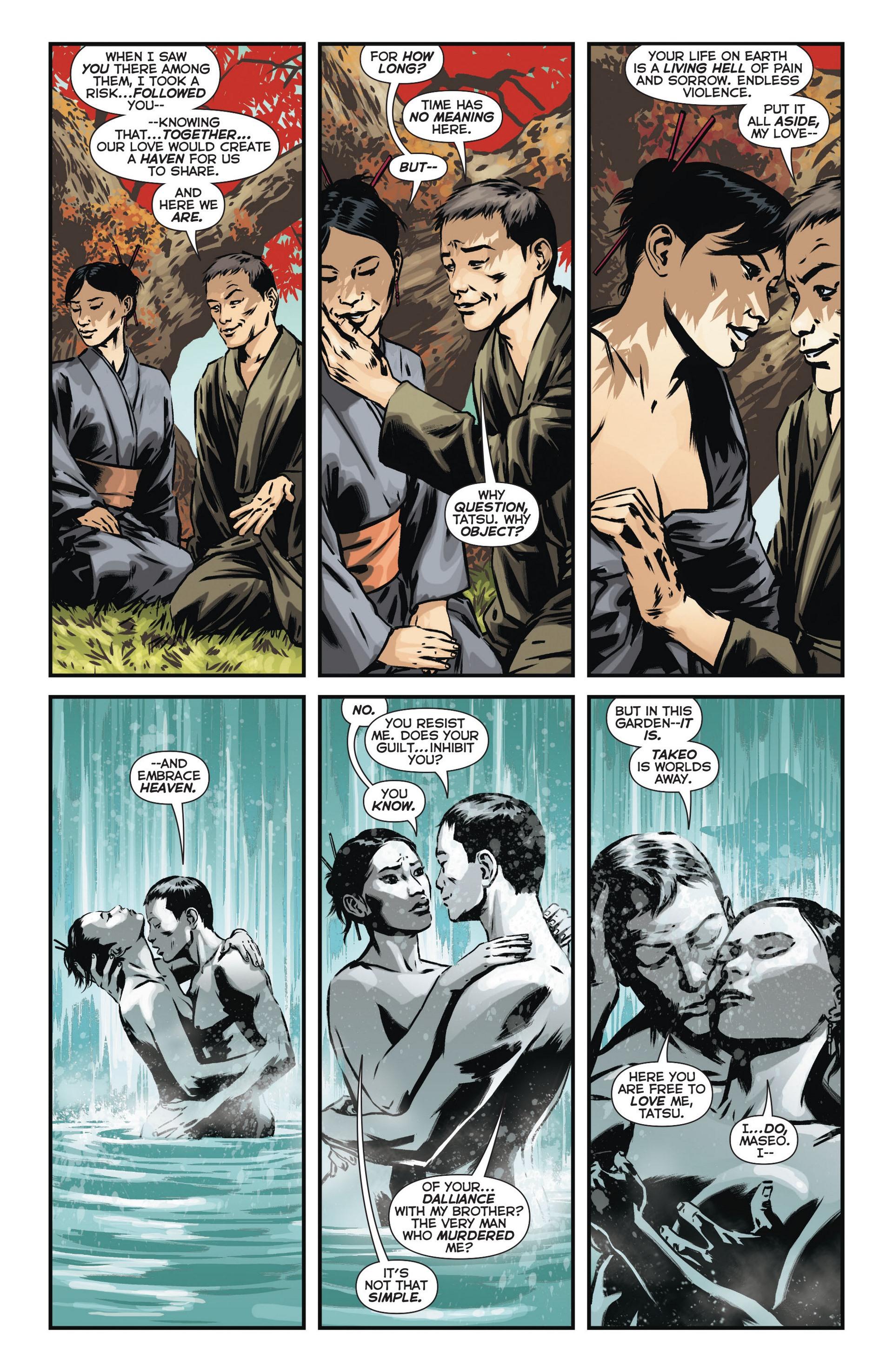 Read online Trinity of Sin: The Phantom Stranger comic -  Issue #11 - 11