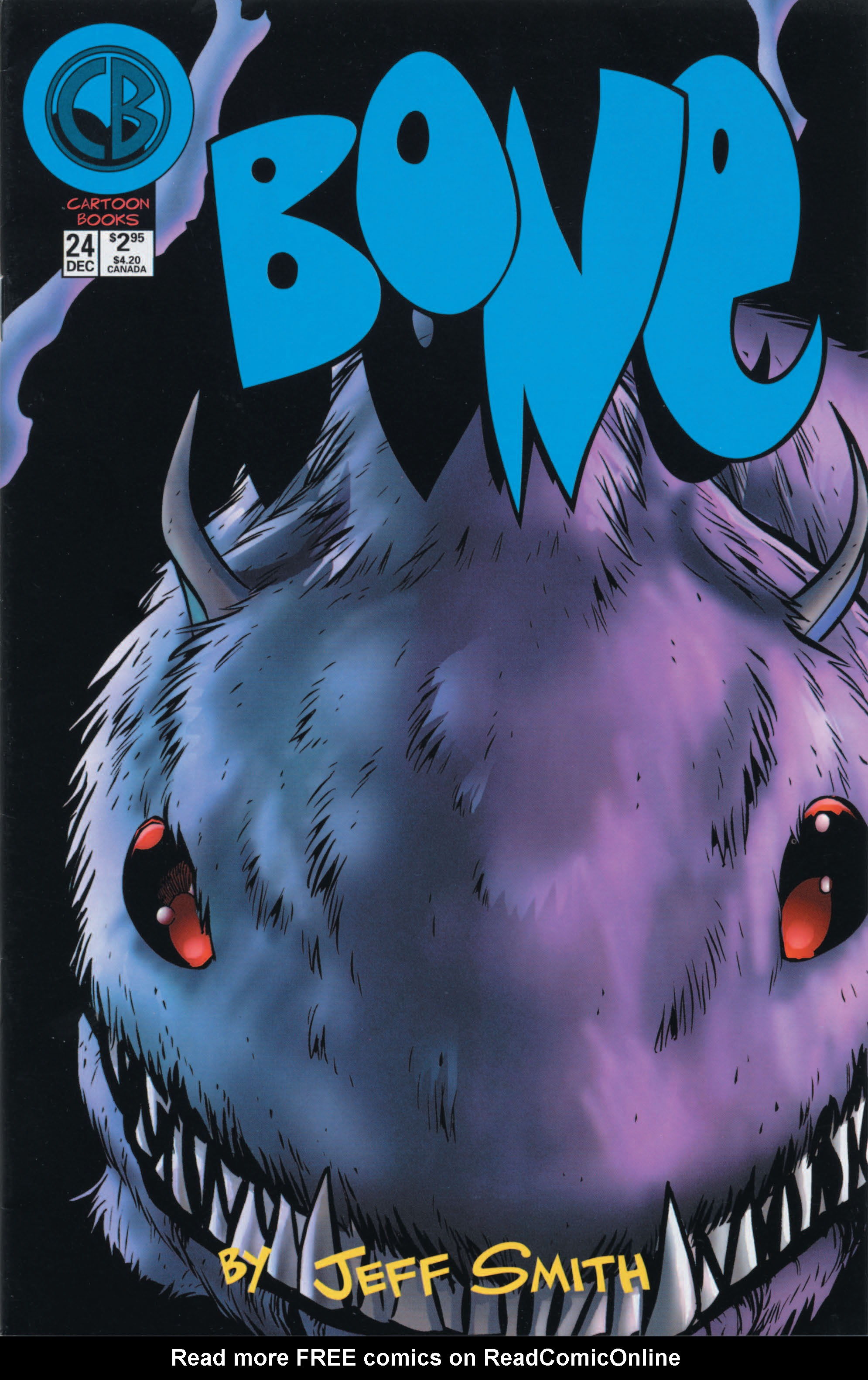 Bone 1991 Issue 24