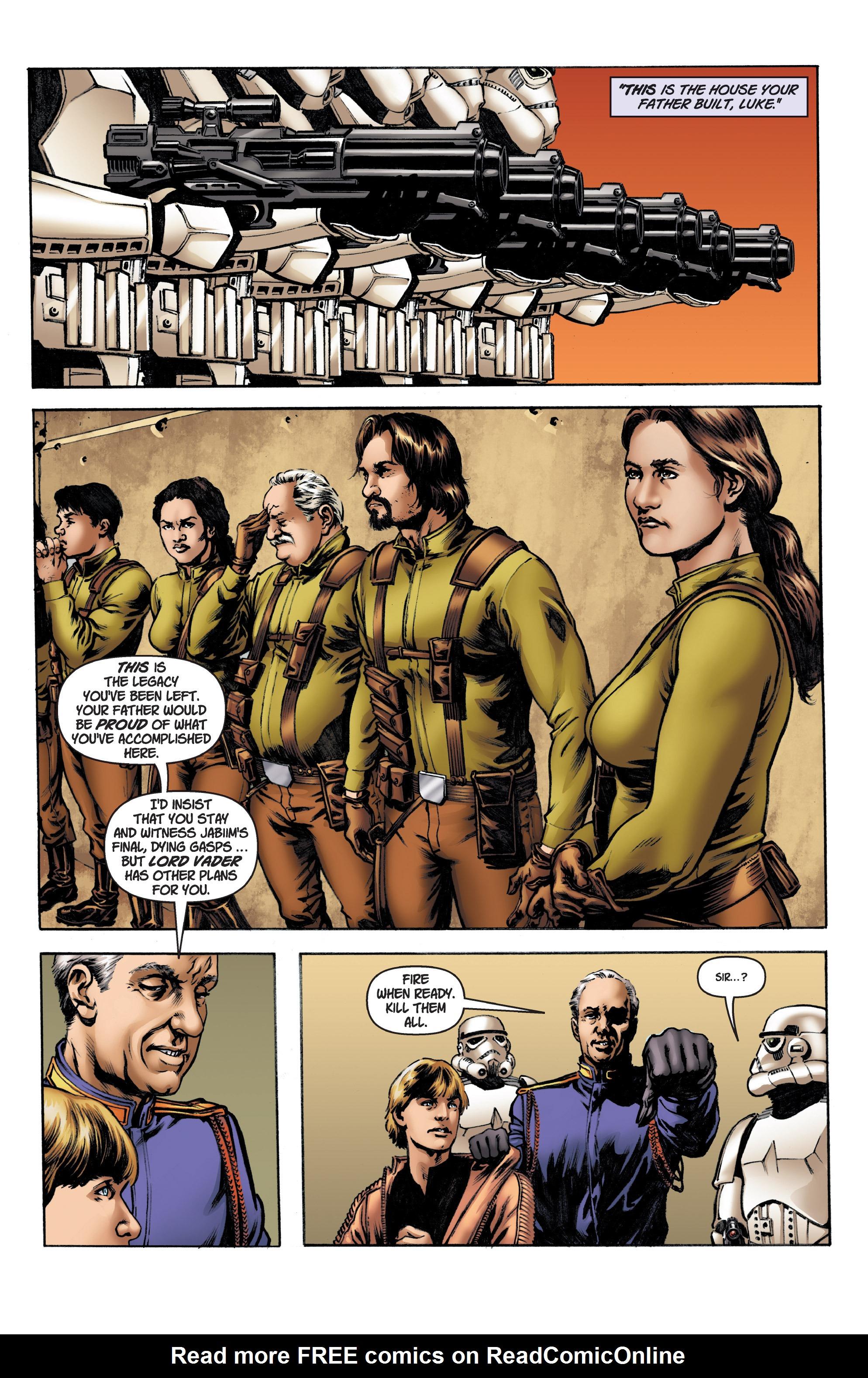 Read online Star Wars Omnibus comic -  Issue # Vol. 20 - 171