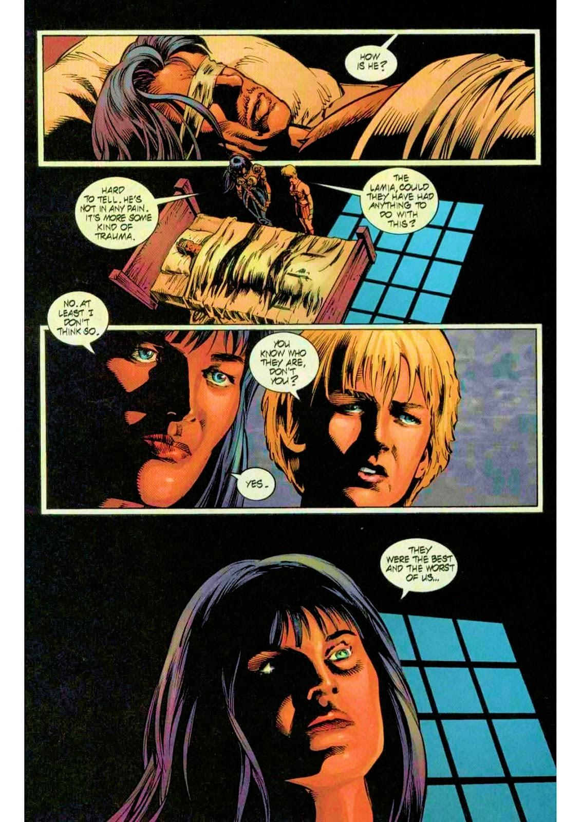 Xena: Warrior Princess (1999) Issue #11 #11 - English 16