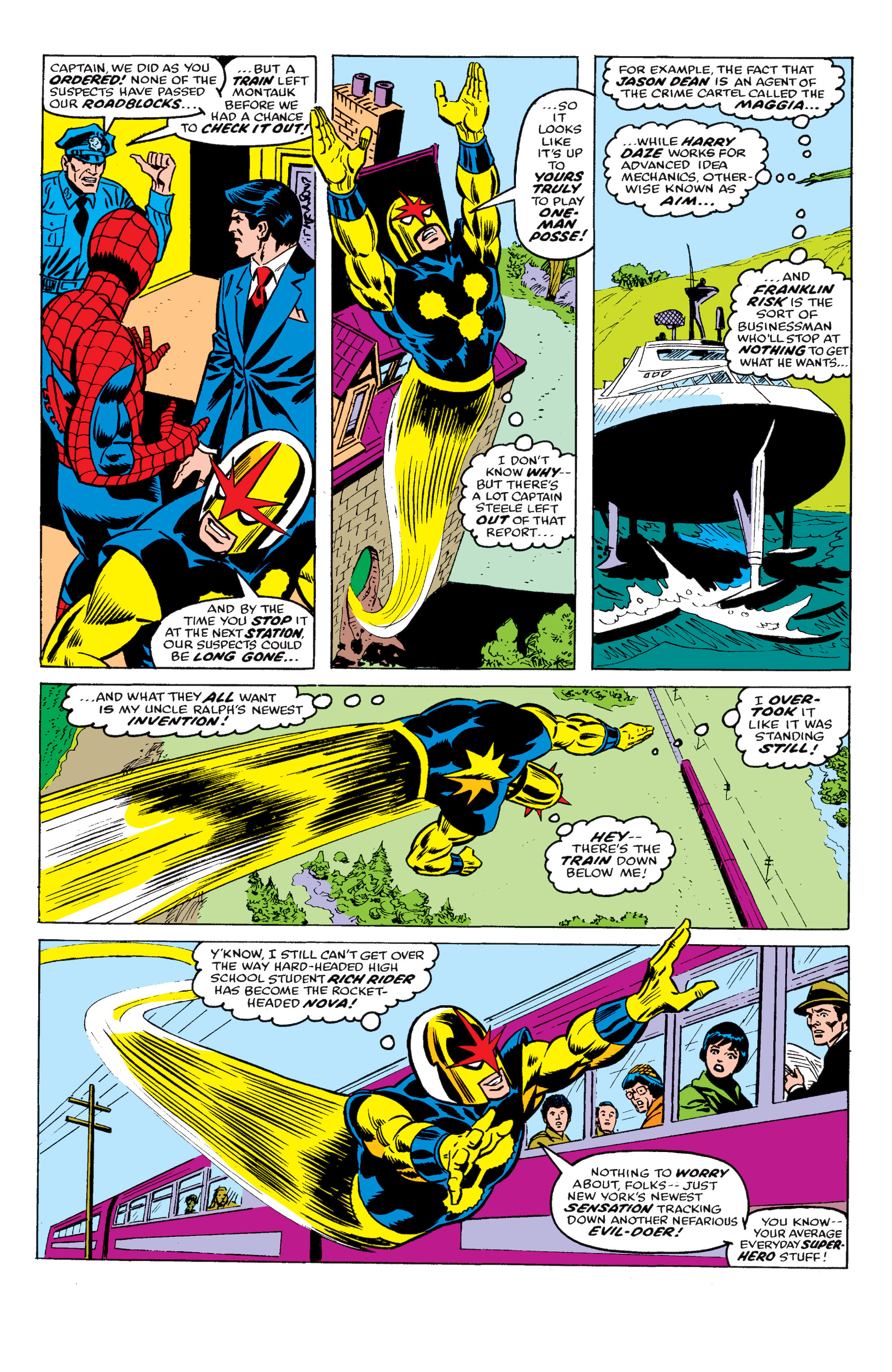 The Amazing Spider-Man (1963) 171 Page 4