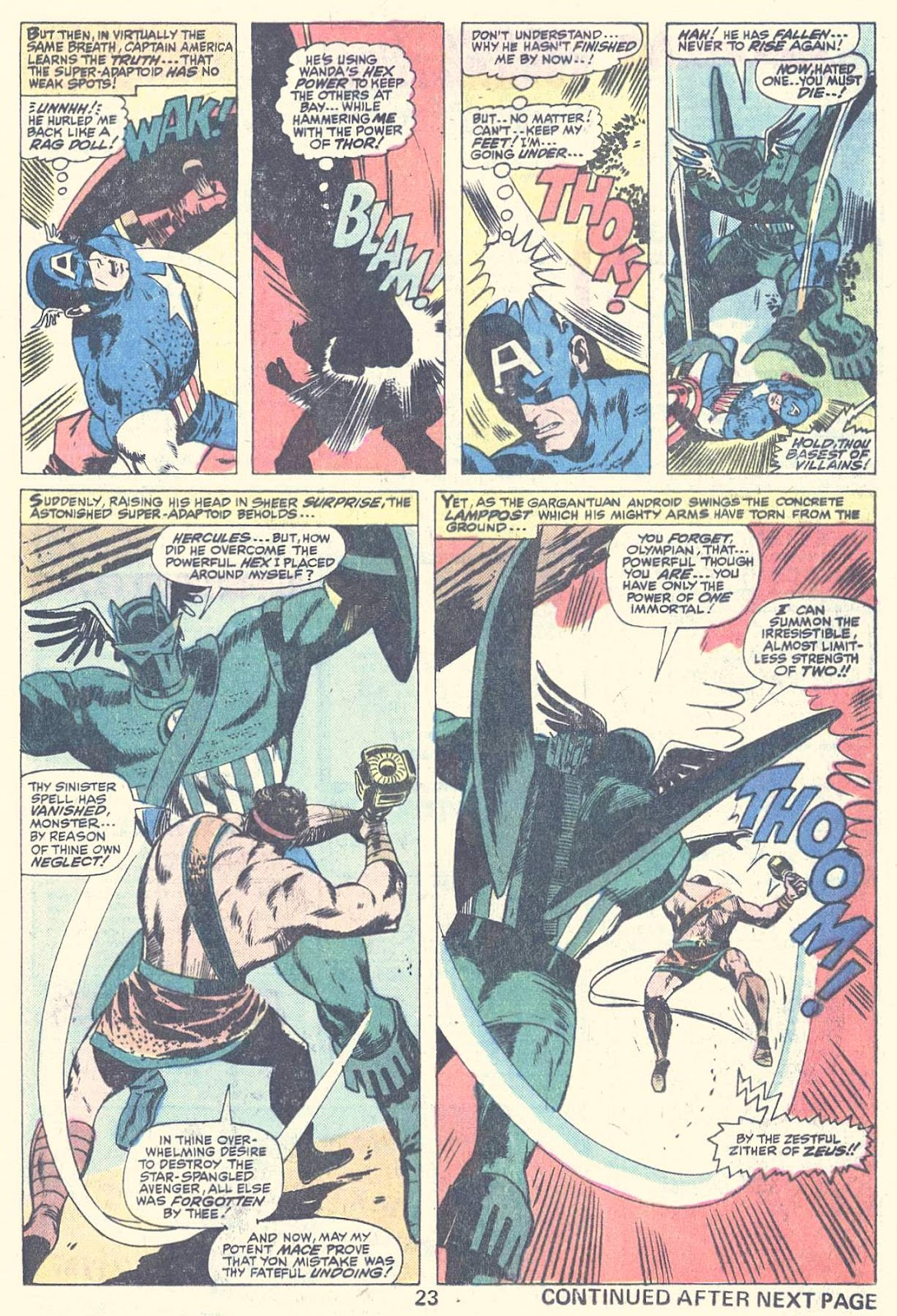 Marvel Triple Action (1972) issue 37 - Page 25
