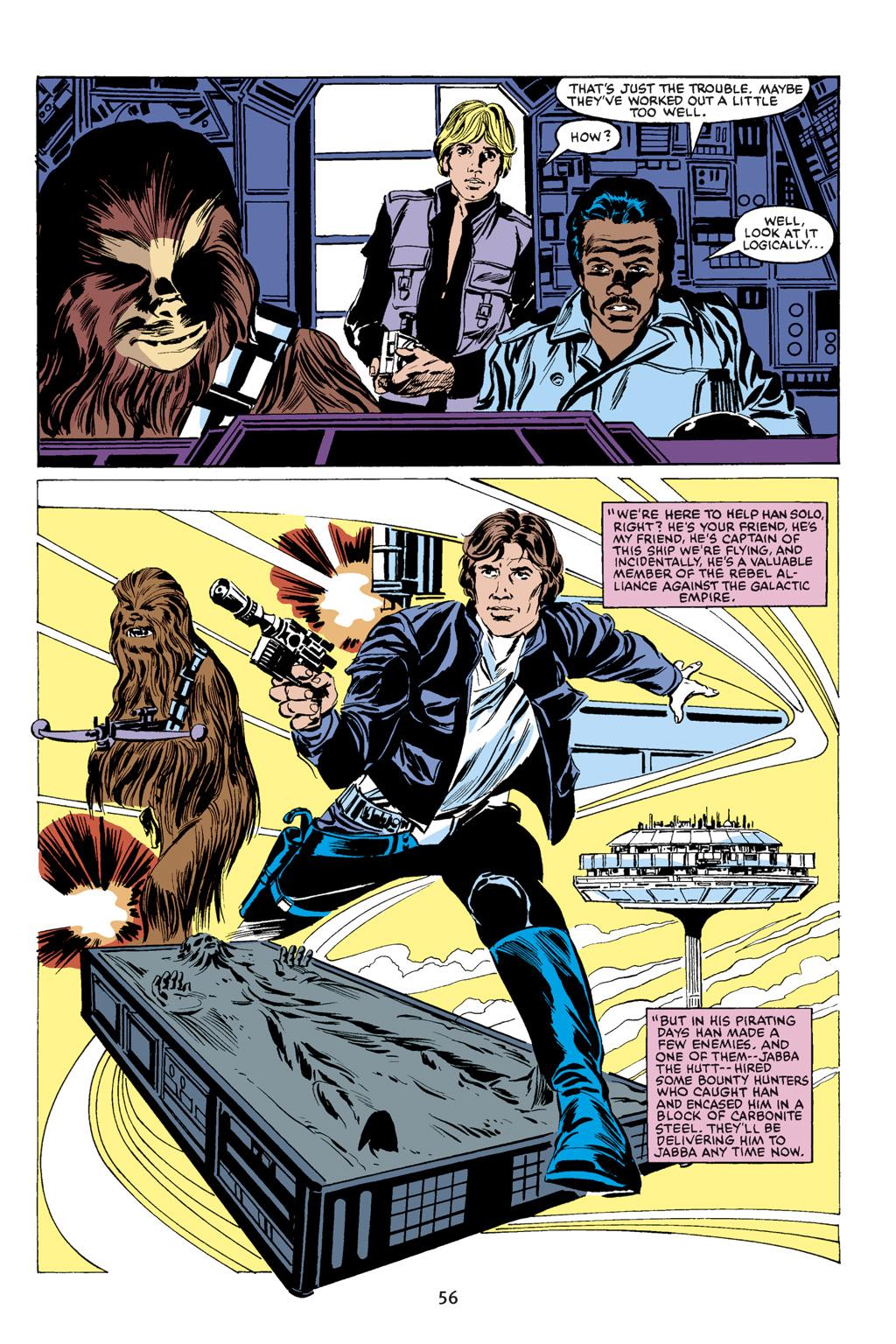 Read online Star Wars Omnibus comic -  Issue # Vol. 18 - 48