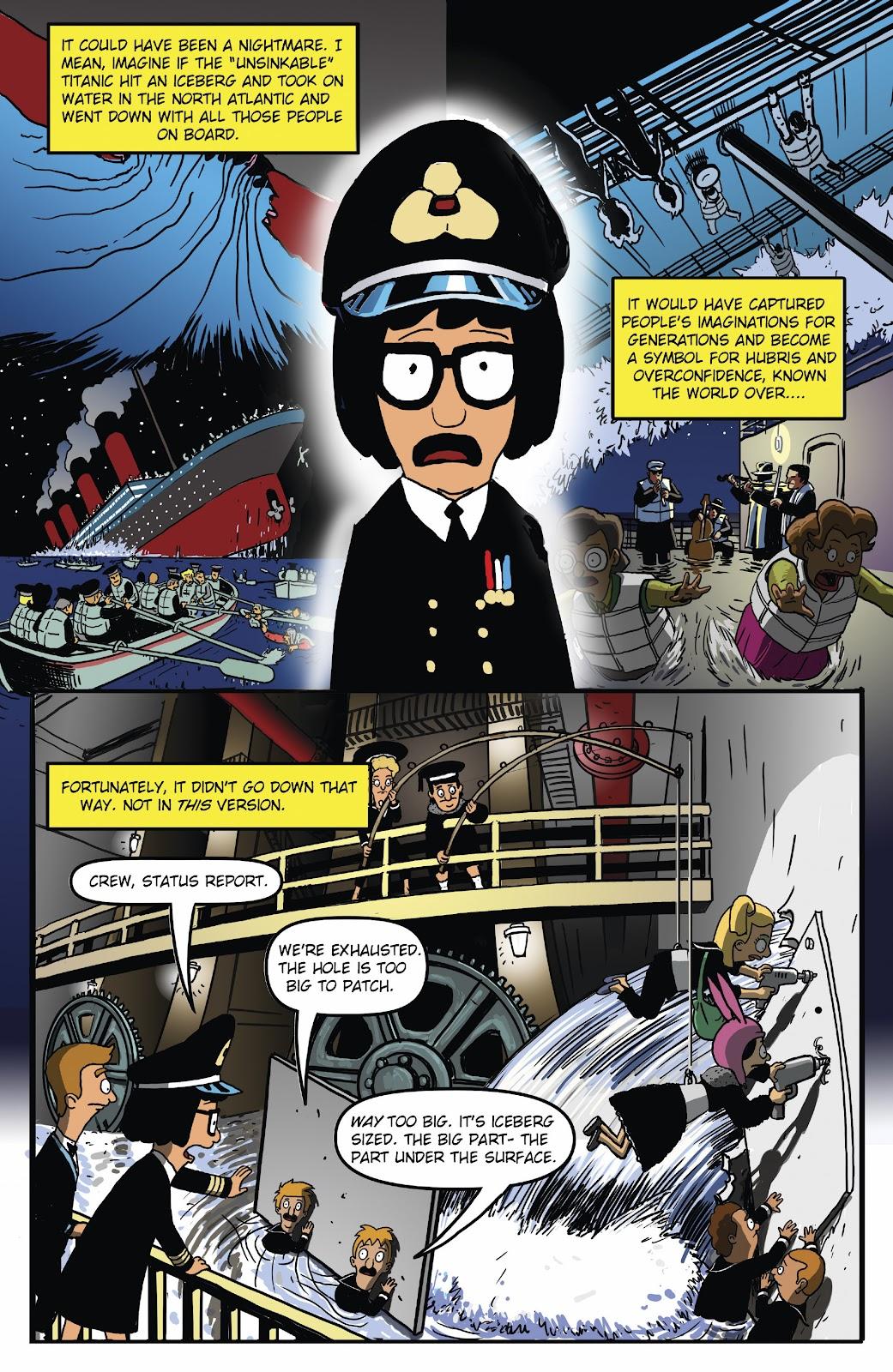 Bob's Burgers (2015) Issue #11 #11 - English 8