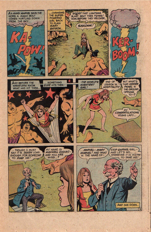Read online Shazam! (1973) comic -  Issue #20 - 15