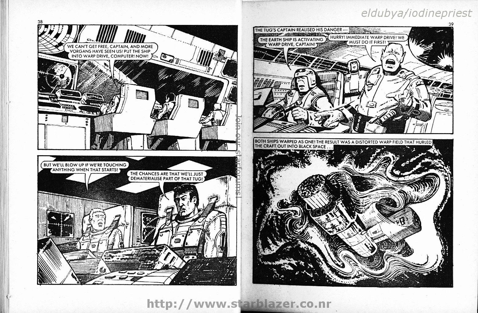 Starblazer issue 98 - Page 21