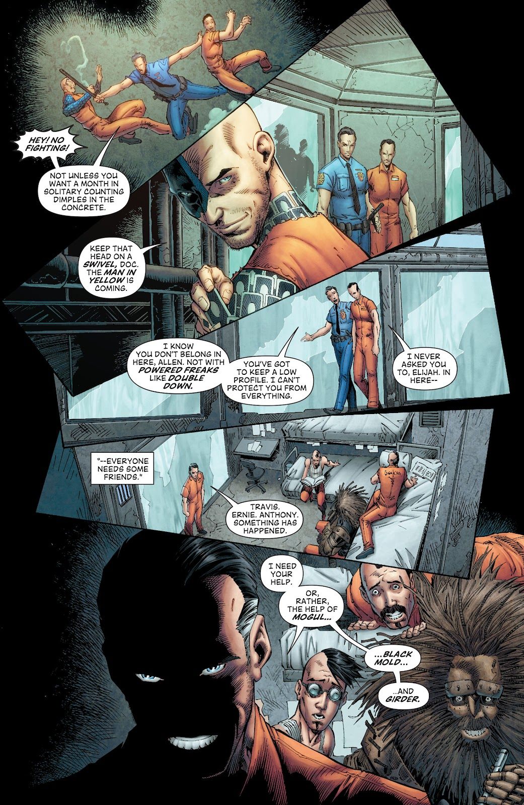Read online The Flash (2011) comic -  Issue # _TPB 8 (Part 1) - 15