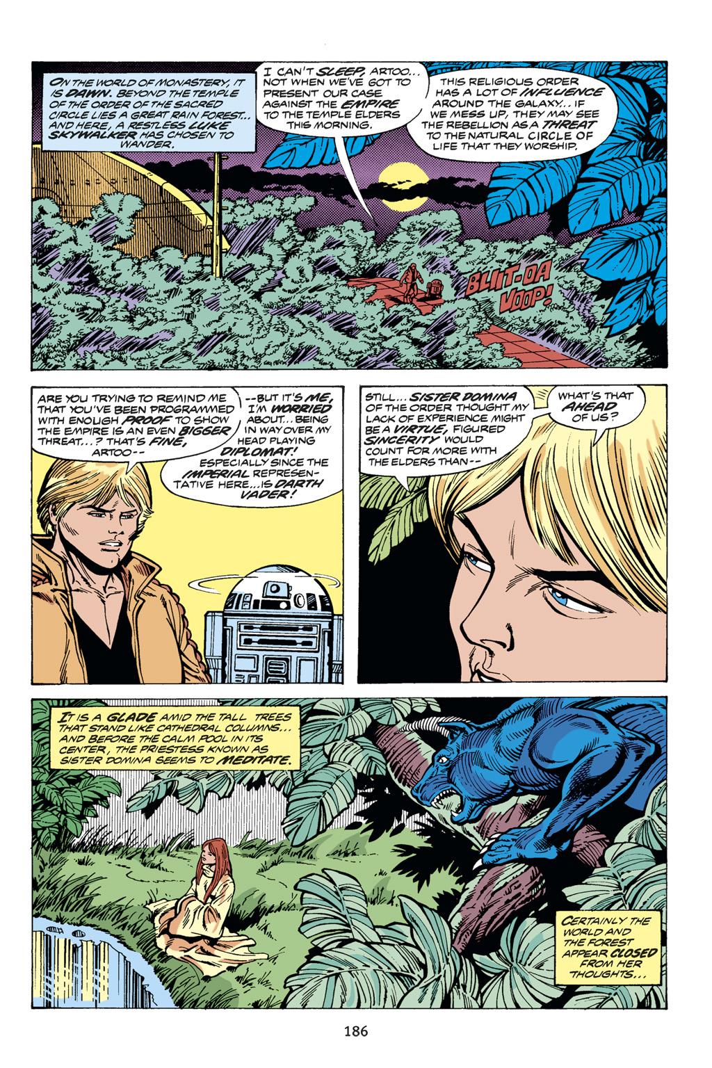 Read online Star Wars Omnibus comic -  Issue # Vol. 14 - 185