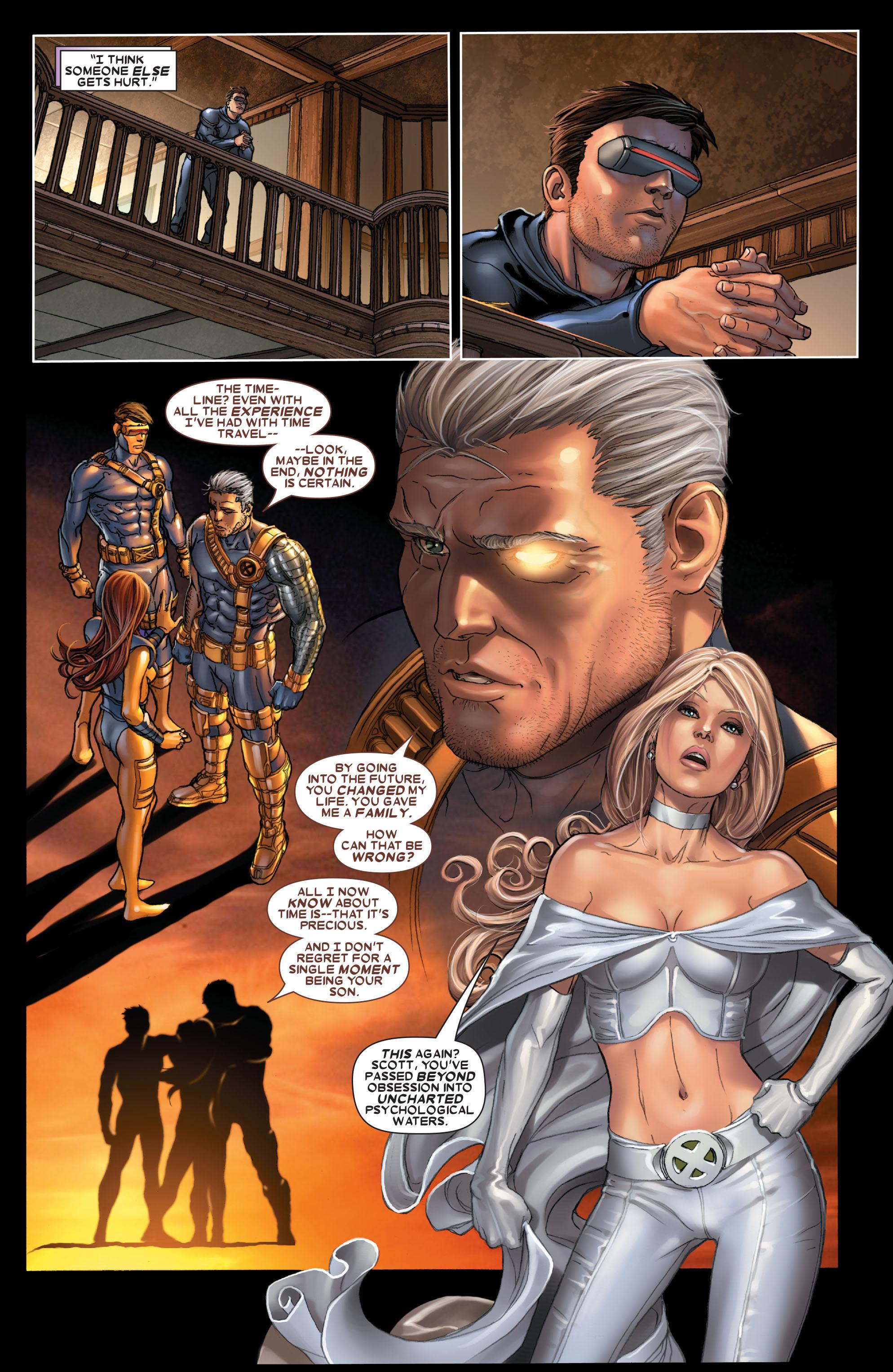 X-Men (1991) 204 Page 4