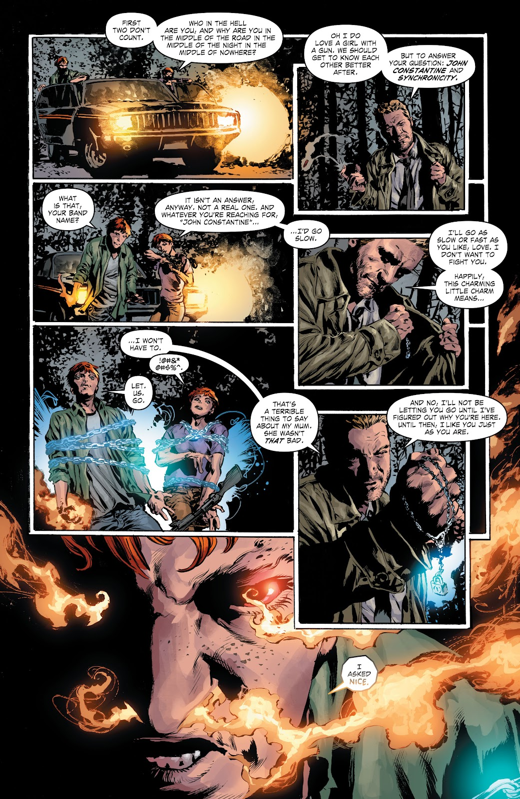 Read online The Curse of Brimstone: Ashes comic -  Issue # TPB (Part 1) - 9