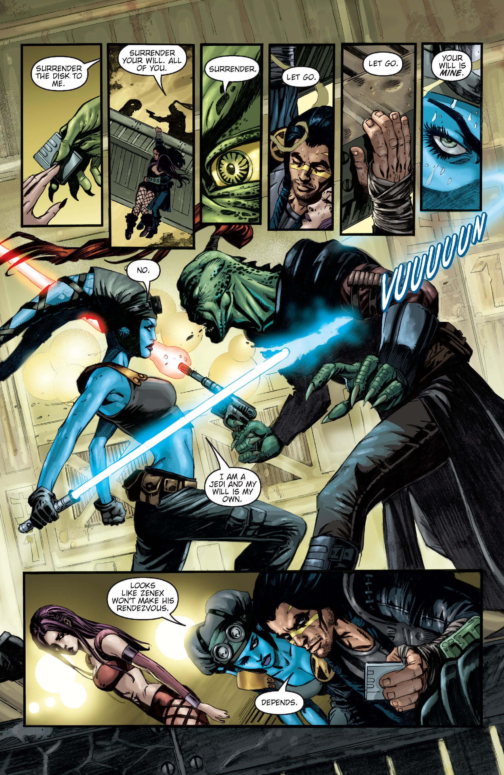 Read online Star Wars Omnibus comic -  Issue # Vol. 24 - 23