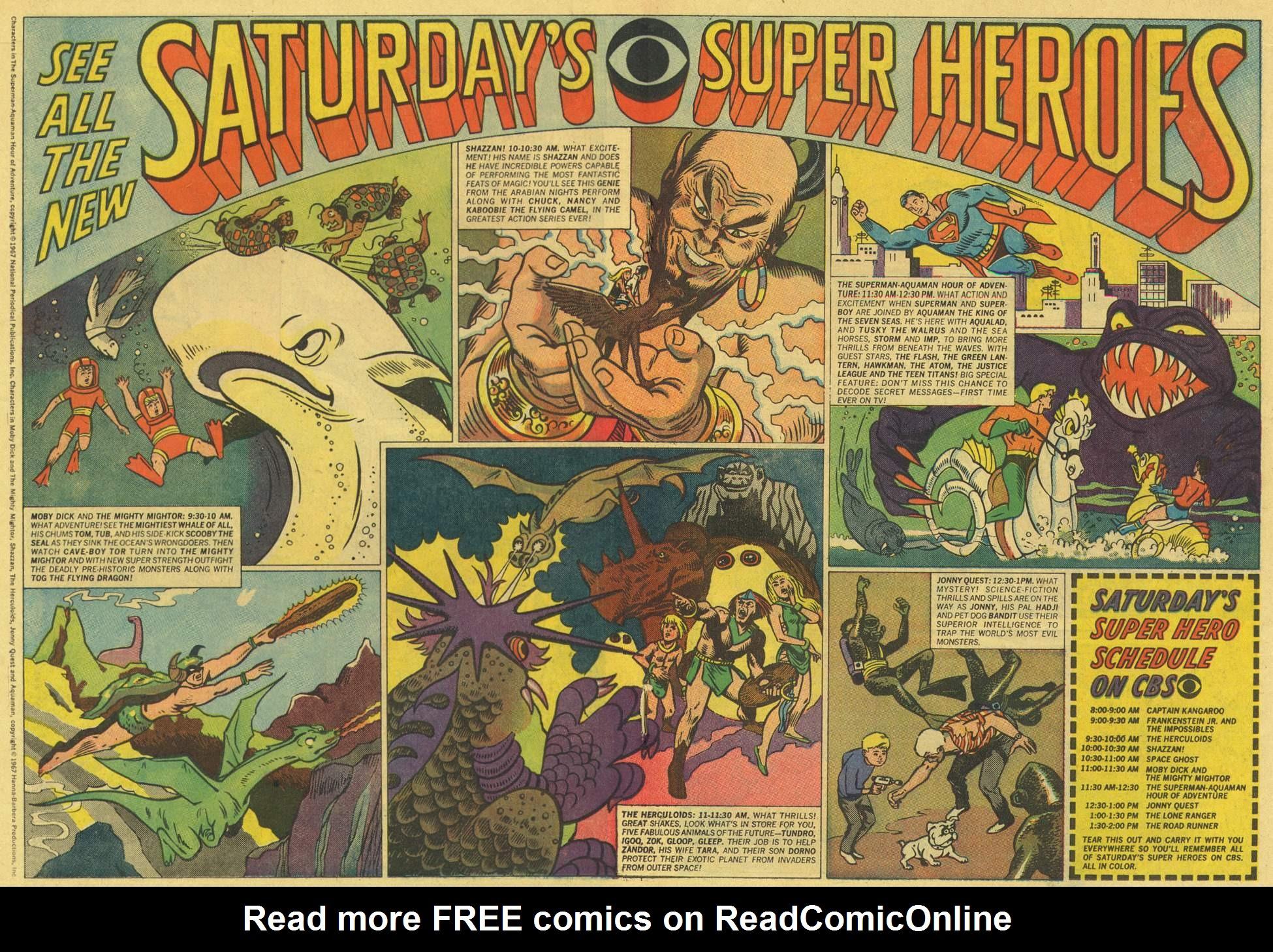 Read online Aquaman (1962) comic -  Issue #36 - 18