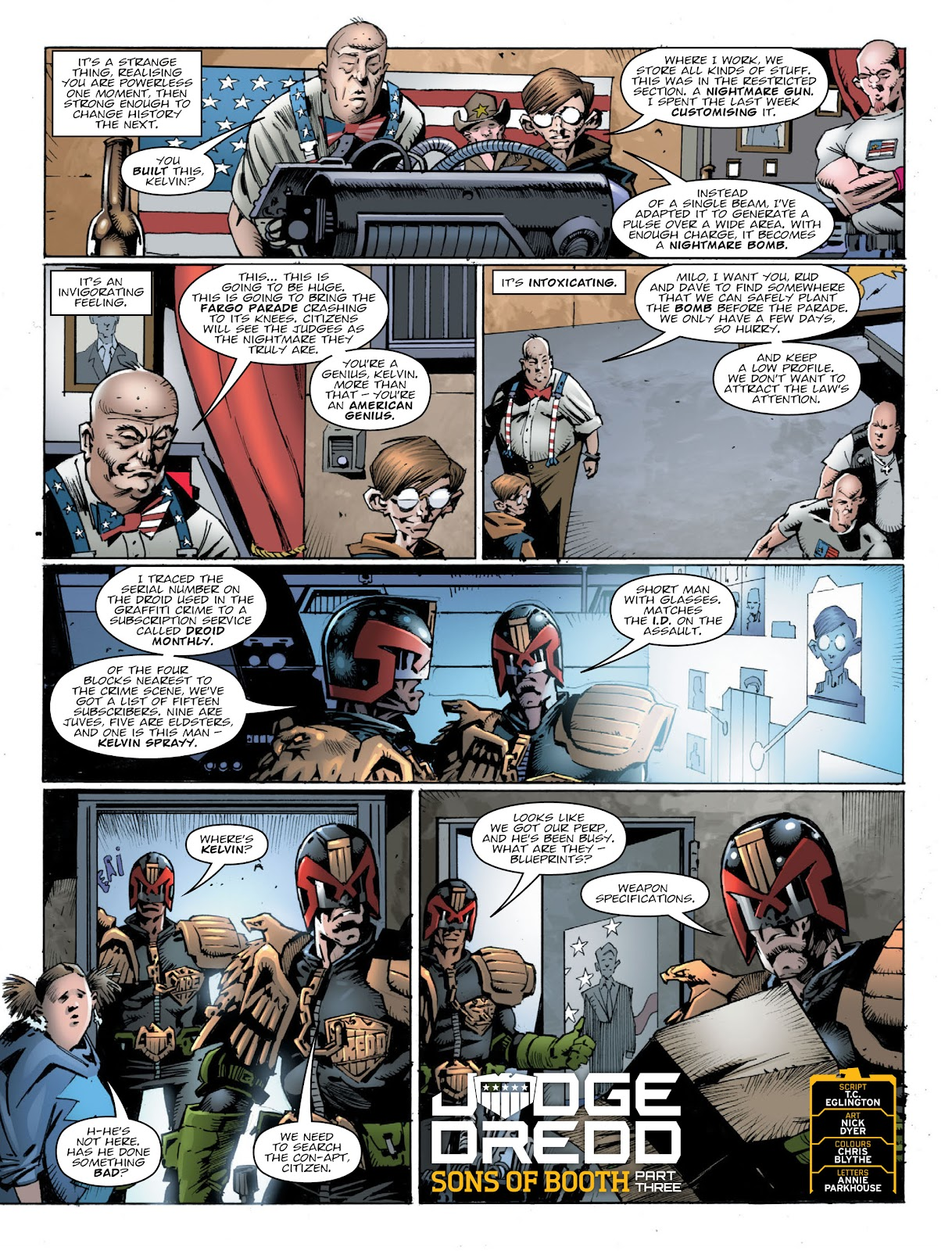 Read online 2000 AD comic -  Issue #2032 - 3