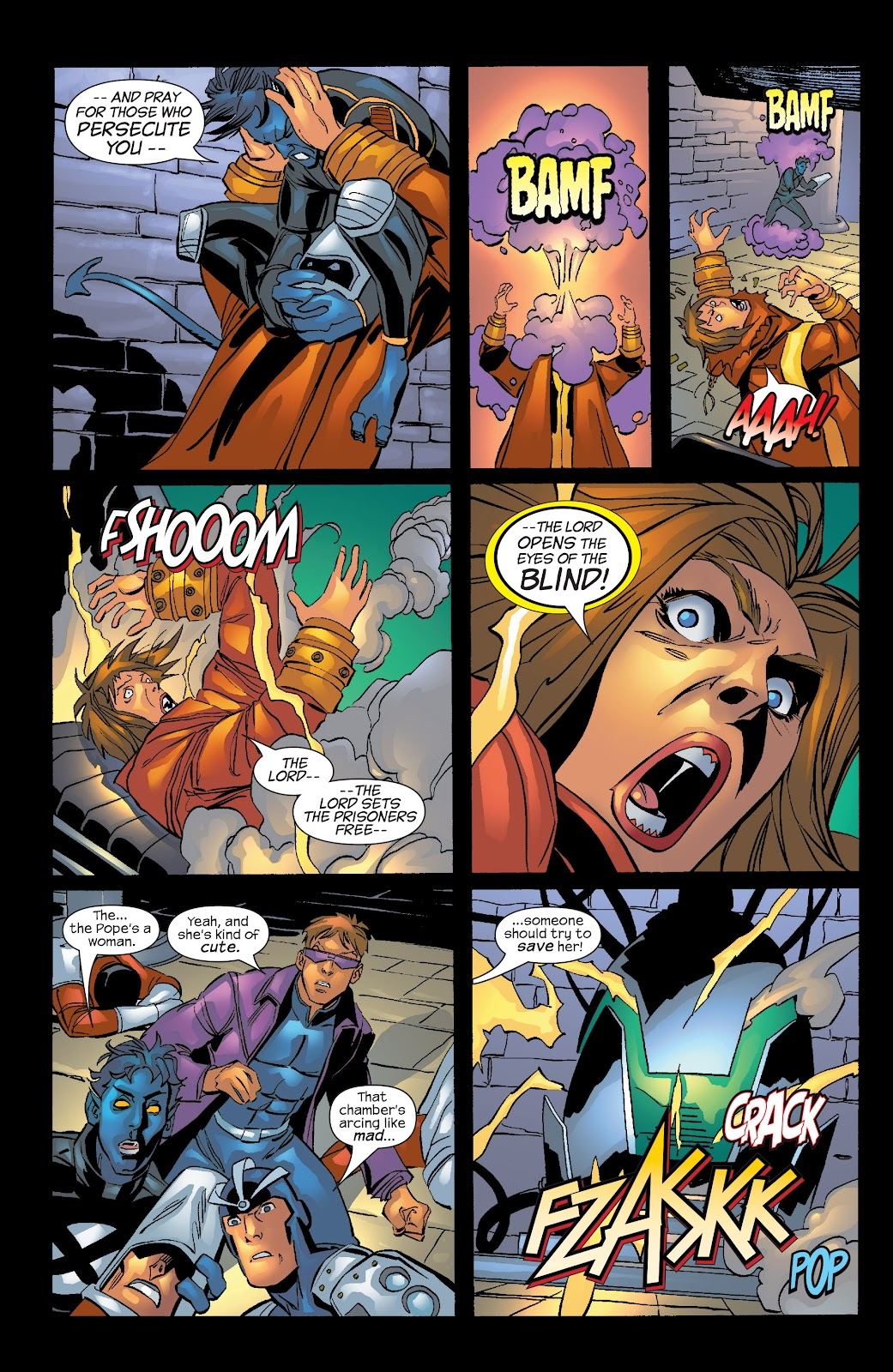 Read online X-Men: Unstoppable comic -  Issue # TPB (Part 4) - 115