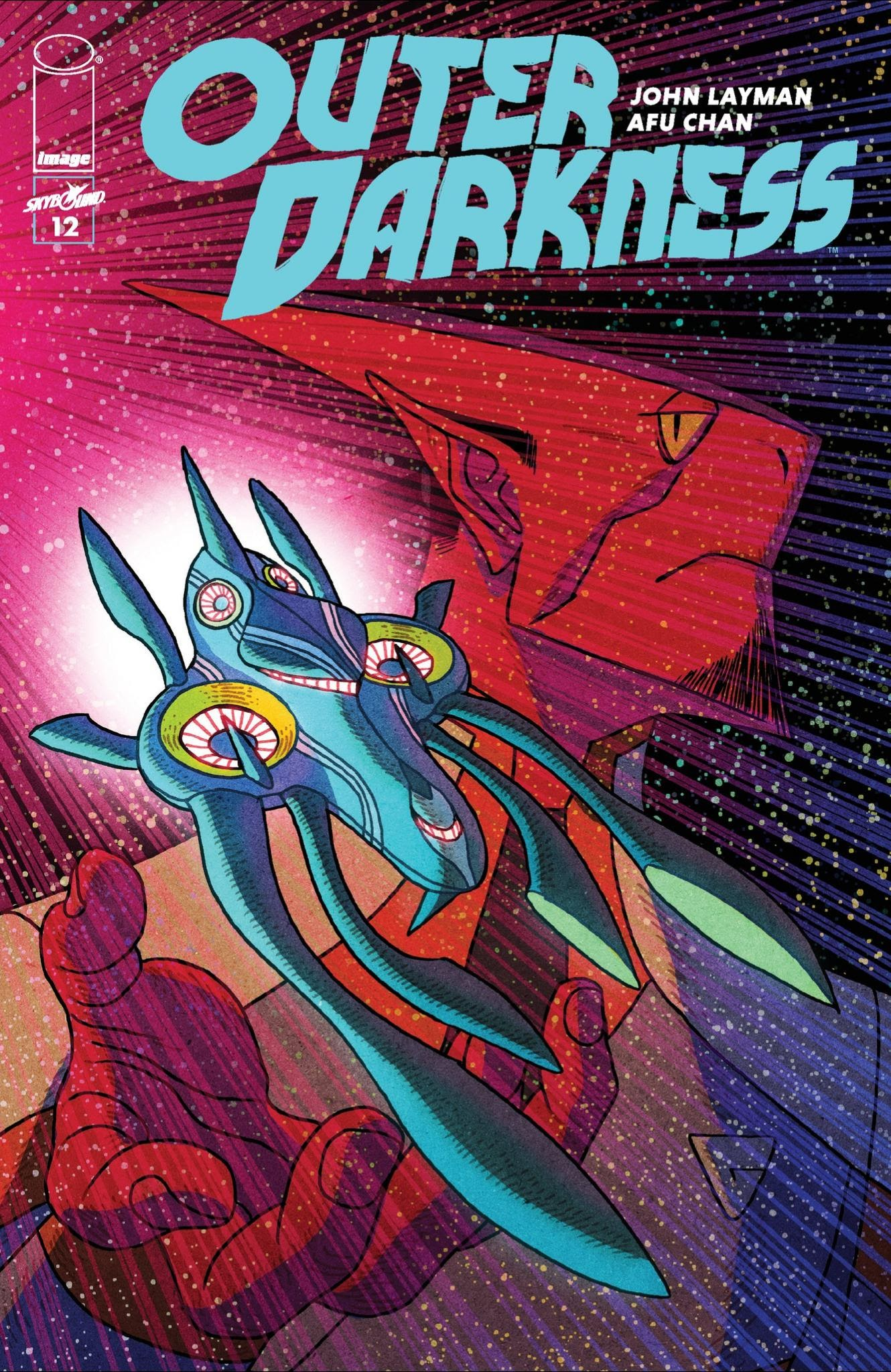 Outer Darkness 12 Page 1