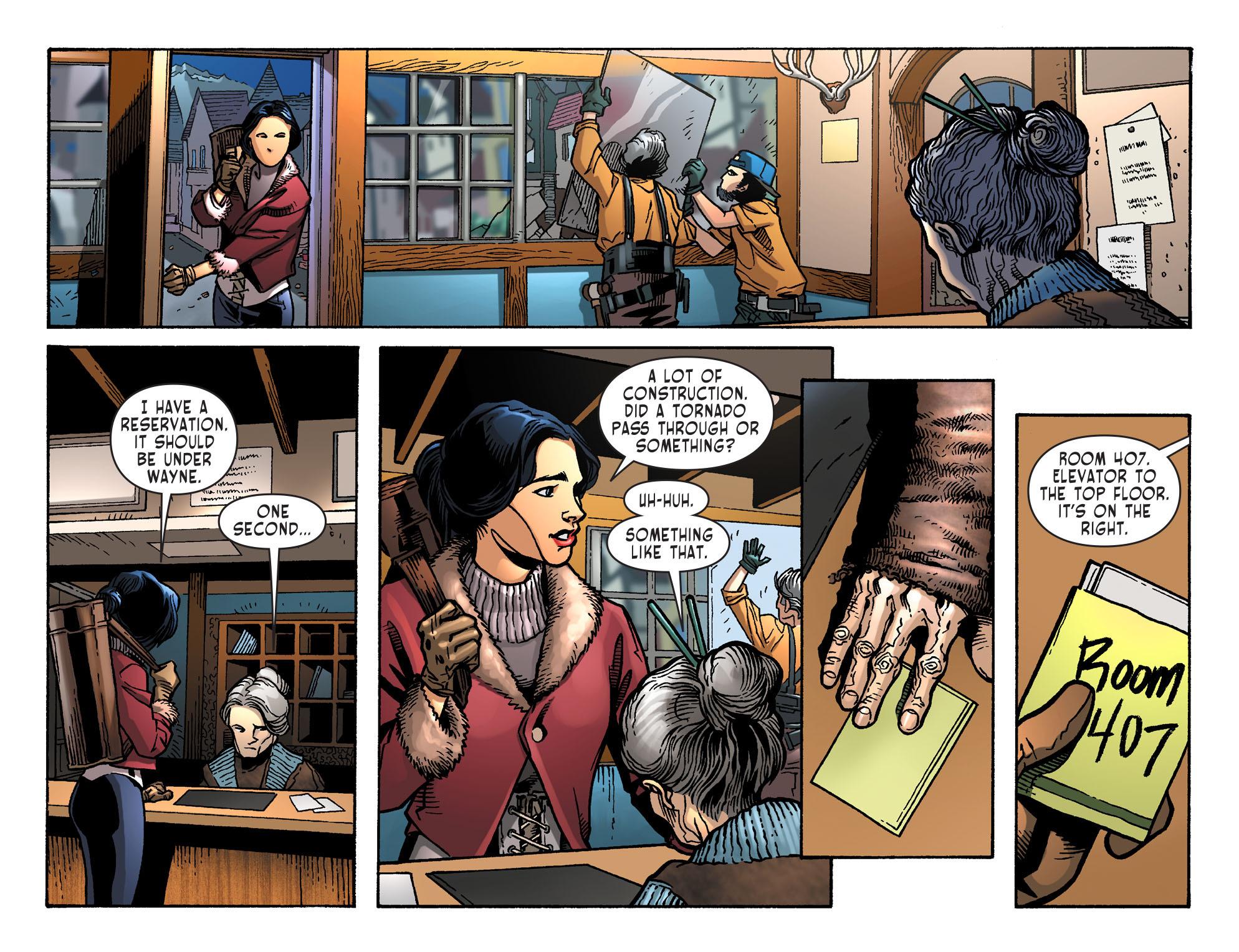 Read online Sensation Comics Featuring Wonder Woman comic -  Issue #38 - 12