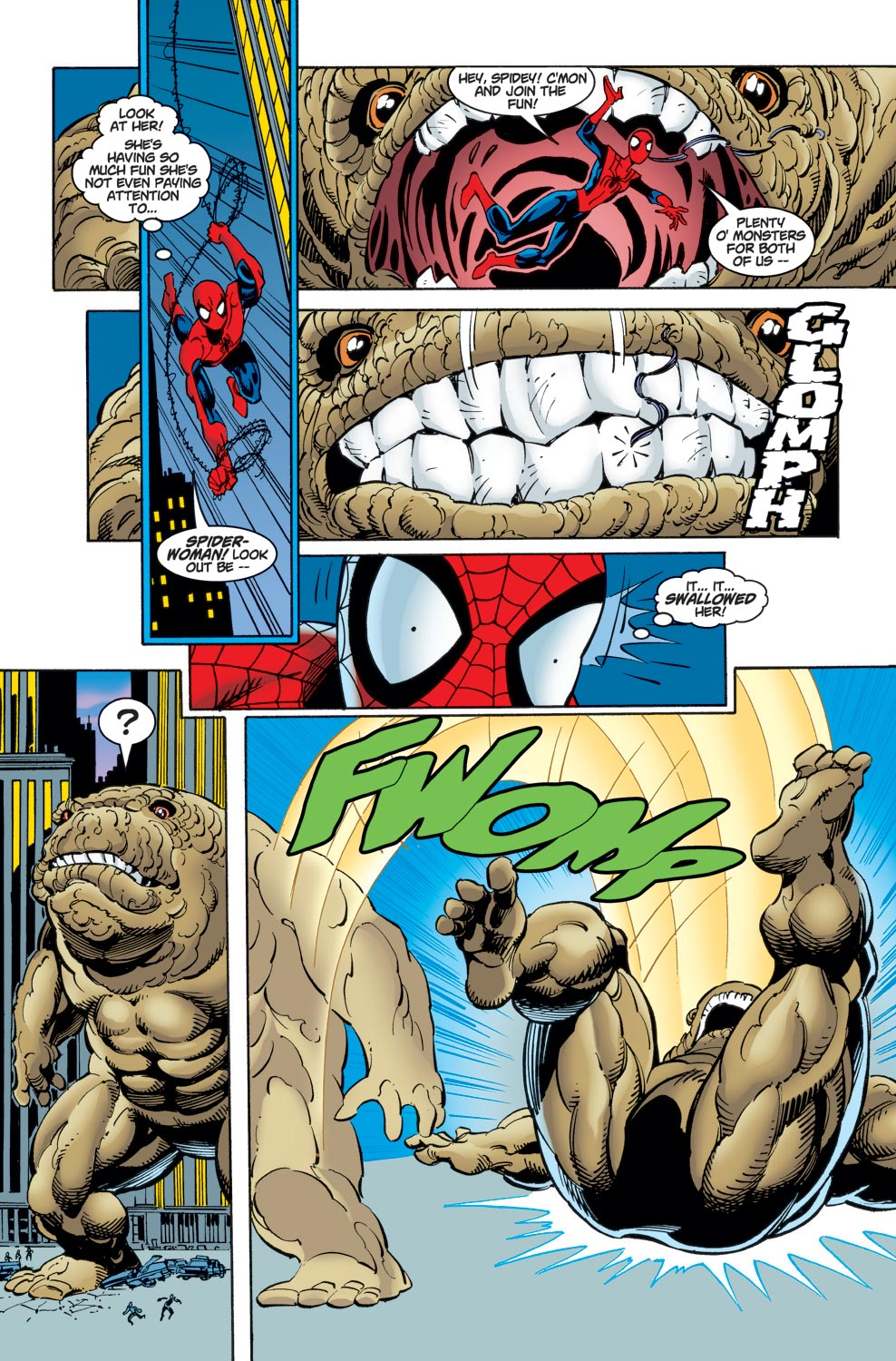 The Amazing Spider-Man (1999) 5 Page 12