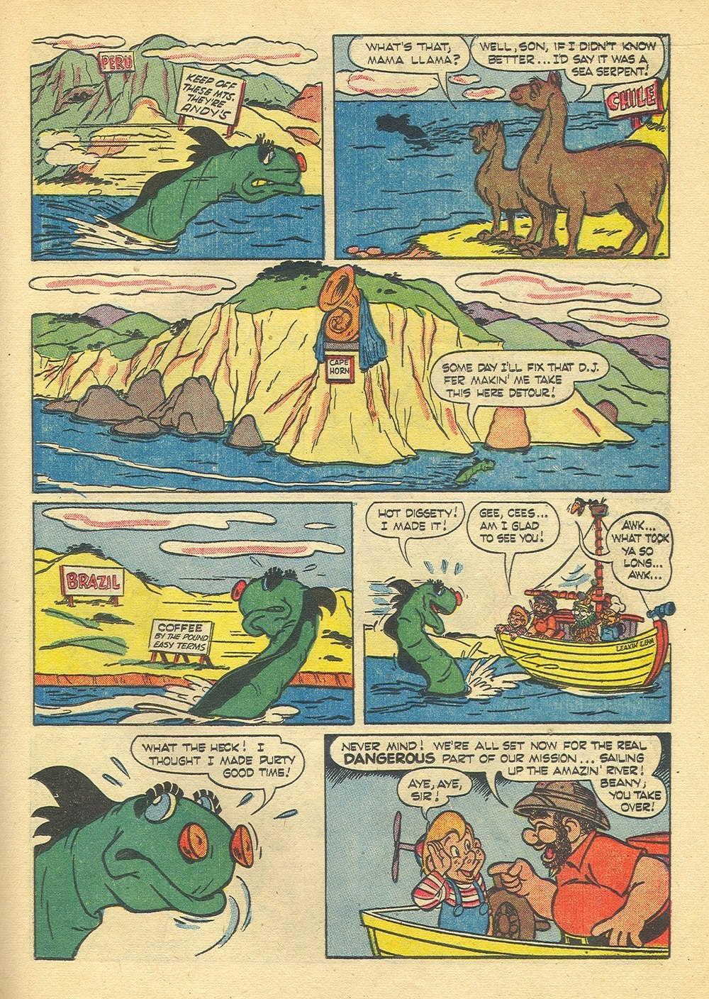Four Color Comics issue 635 - Page 15