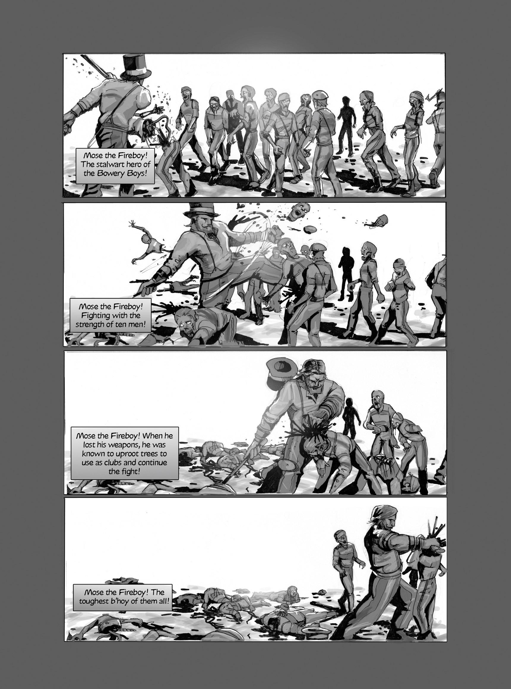 Read online FUBAR comic -  Issue #3 - 159