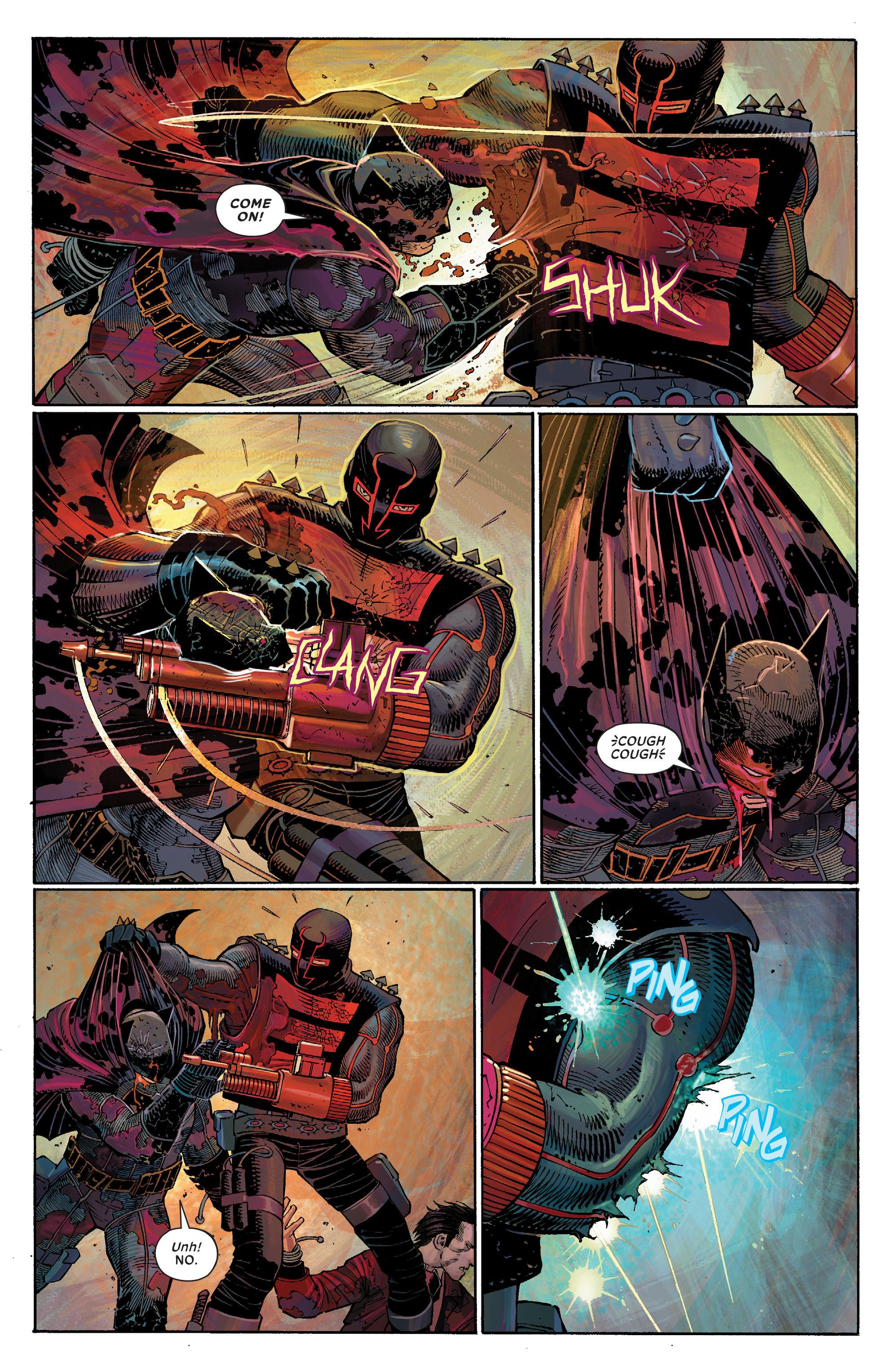 Read online All-Star Batman comic -  Issue #3 - 10