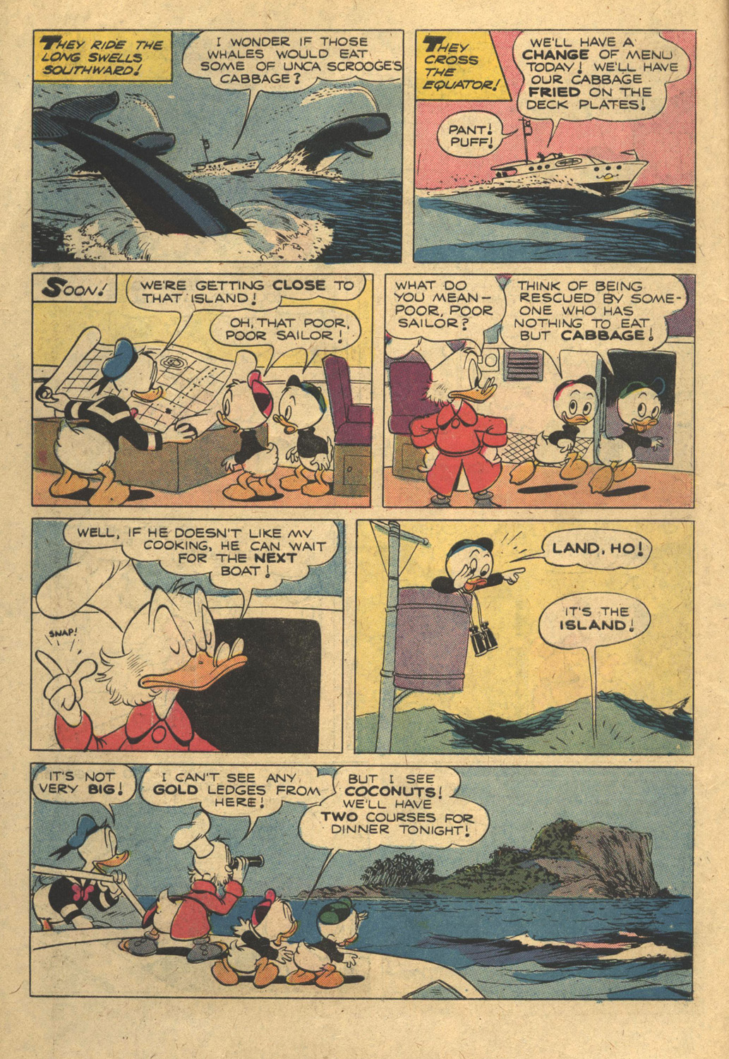 Read online Uncle Scrooge (1953) comic -  Issue #111 - 10