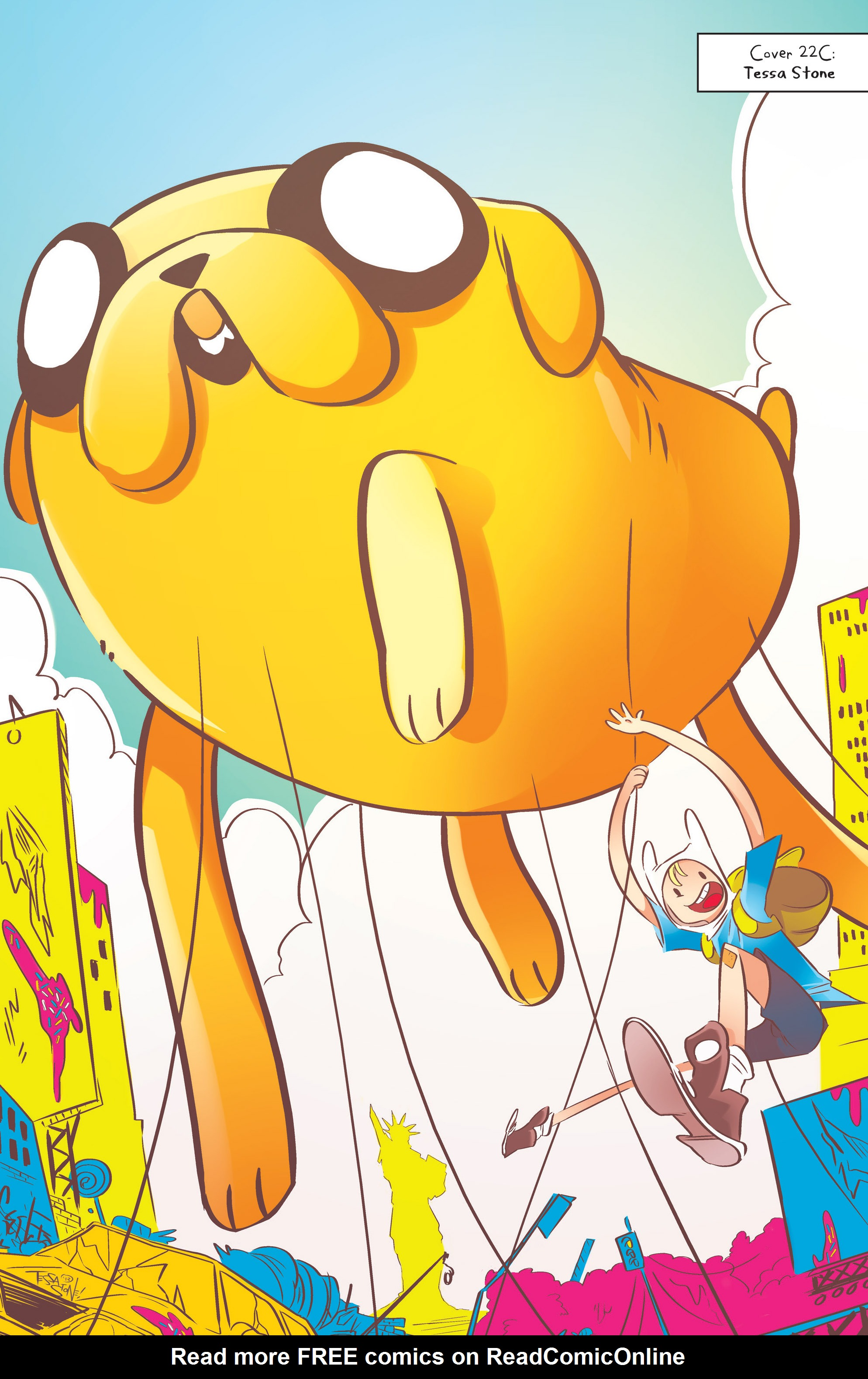 Read online Adventure Time comic -  Issue #Adventure Time _TPB 5 - 107