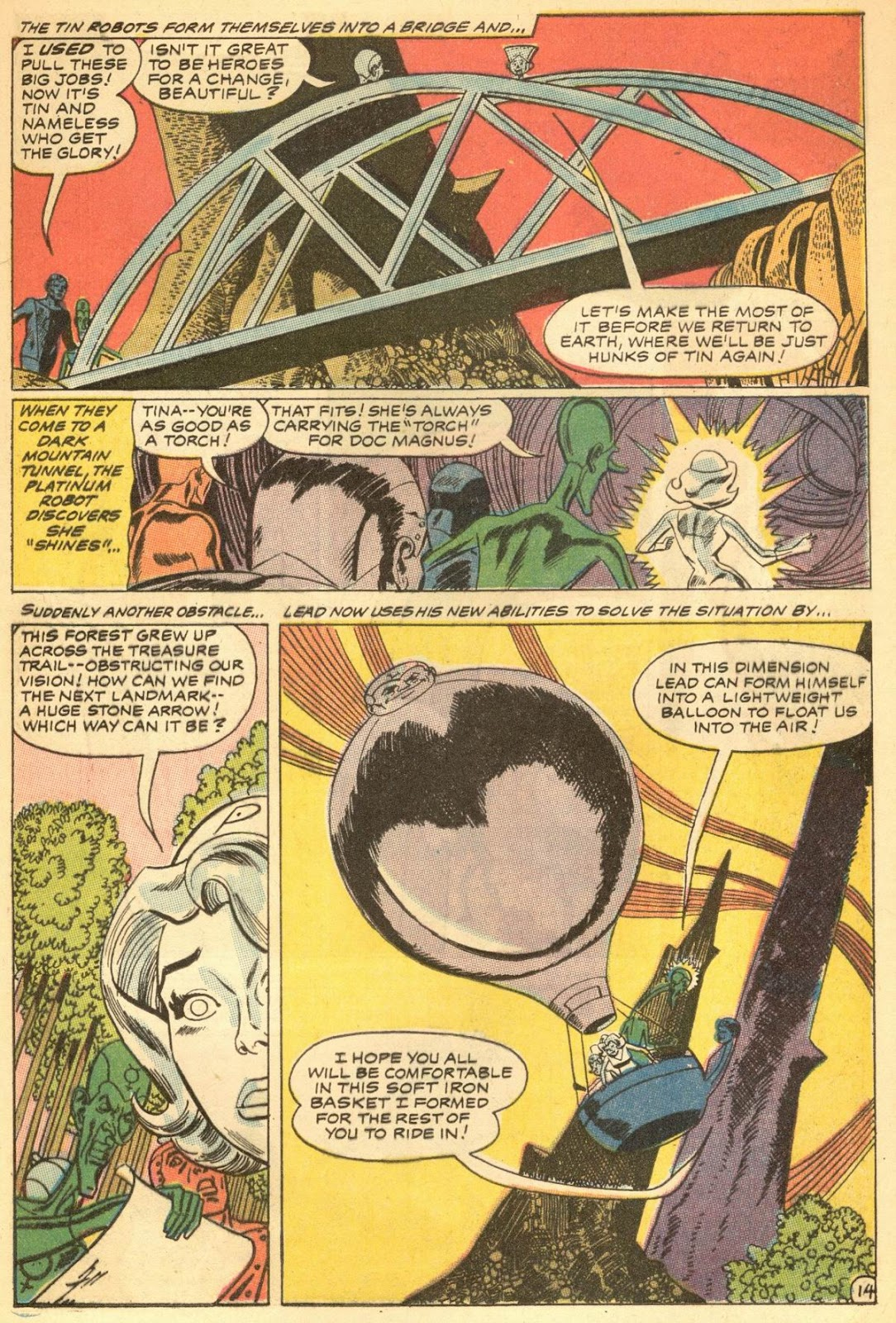 Metal Men (1963) issue 30 - Page 17