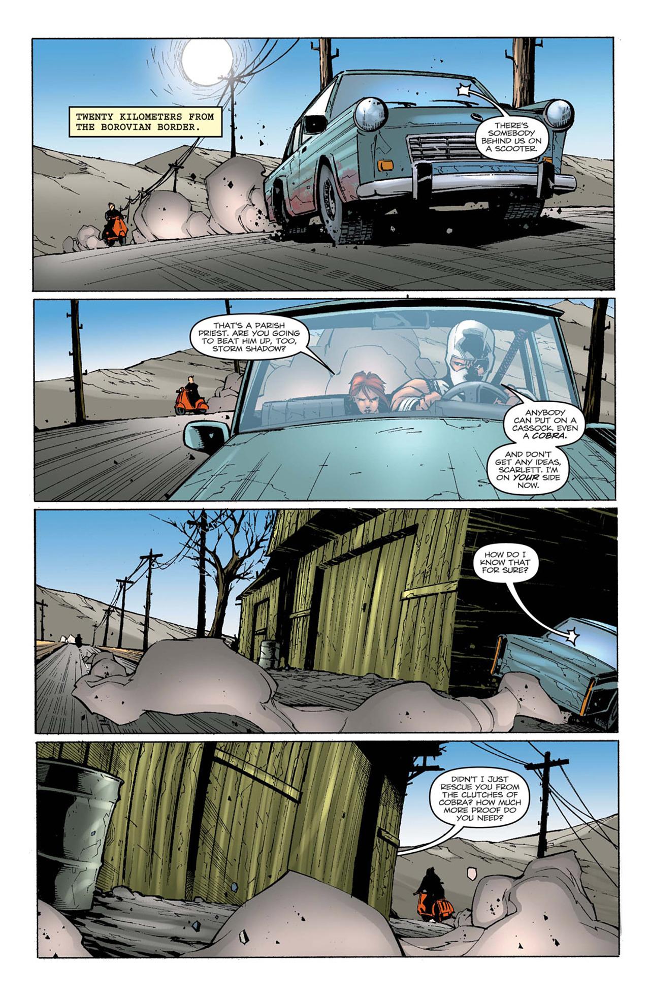 G.I. Joe: A Real American Hero 160 Page 15